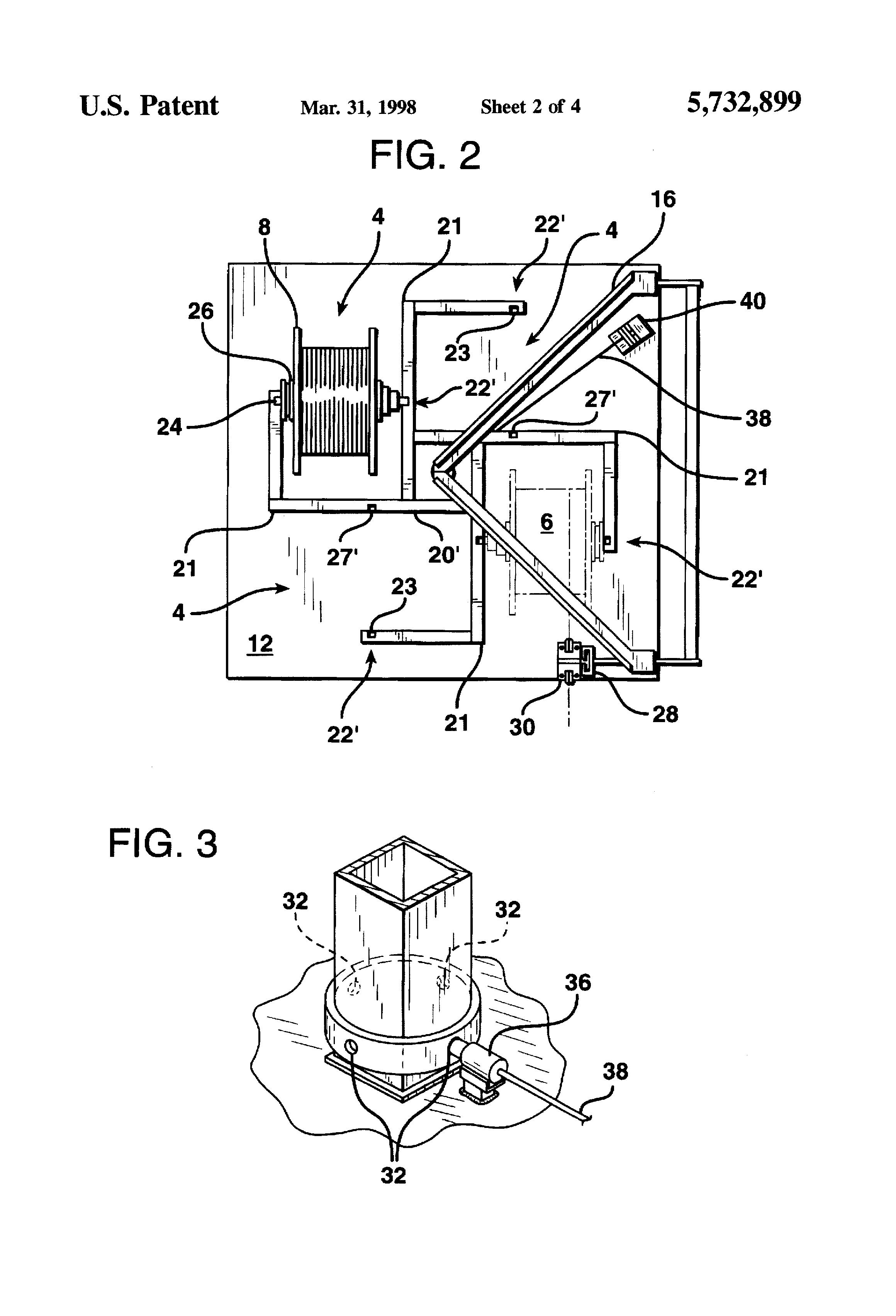 patent us5732899