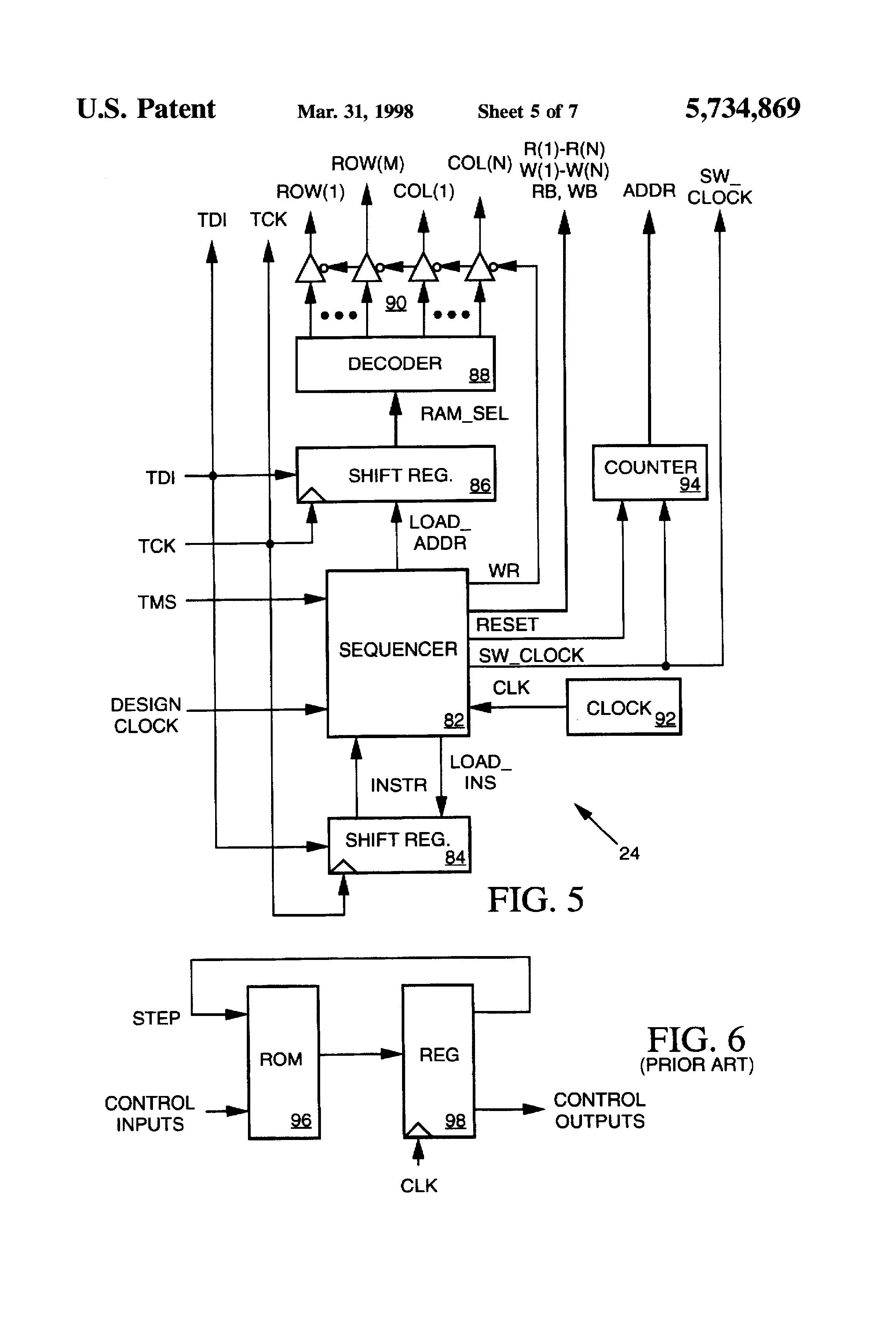patente us5734869