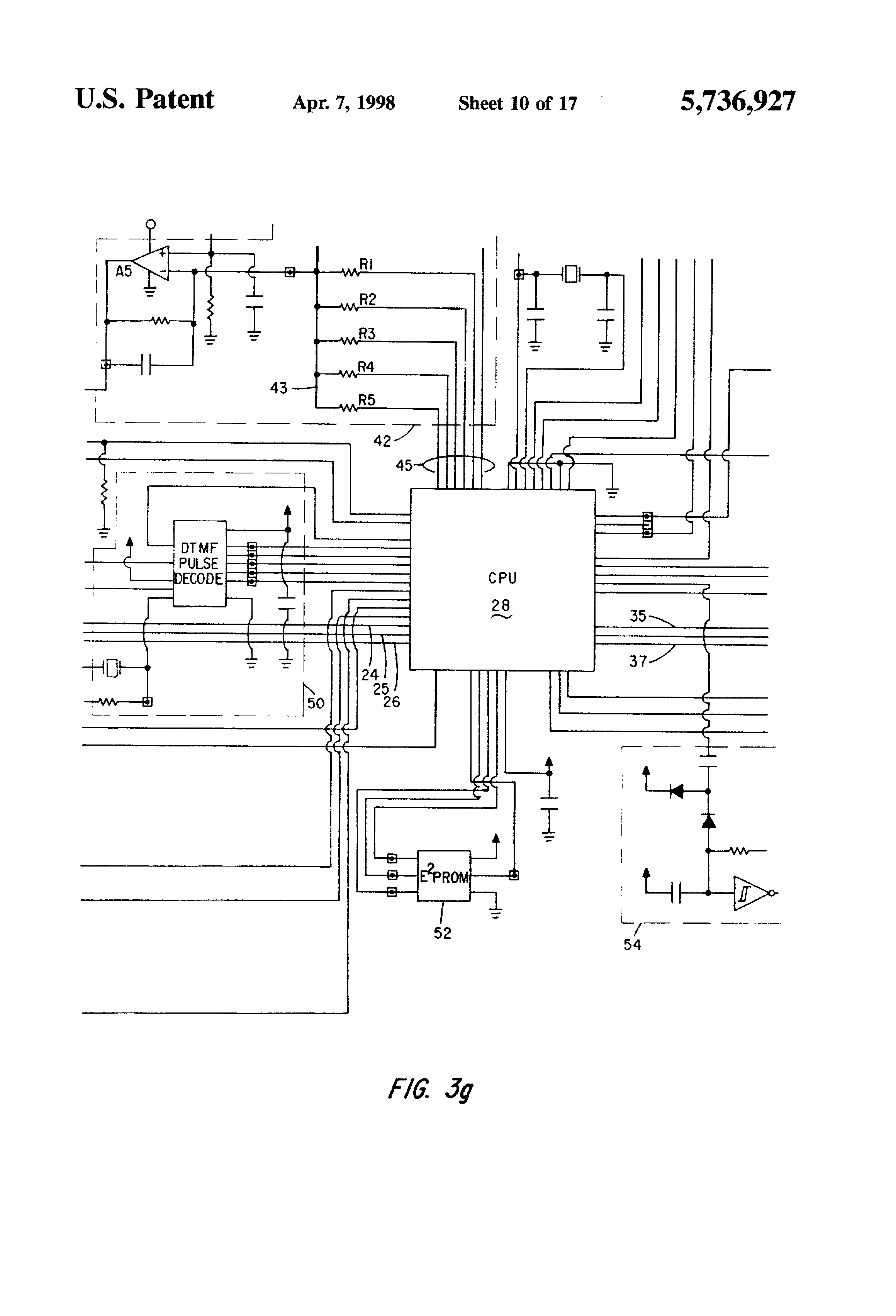 US5736927 10 sonitrol wiring diagram sonitrol wiring diagram \u2022 wiring diagram vista 32fbpt wiring diagram at nearapp.co