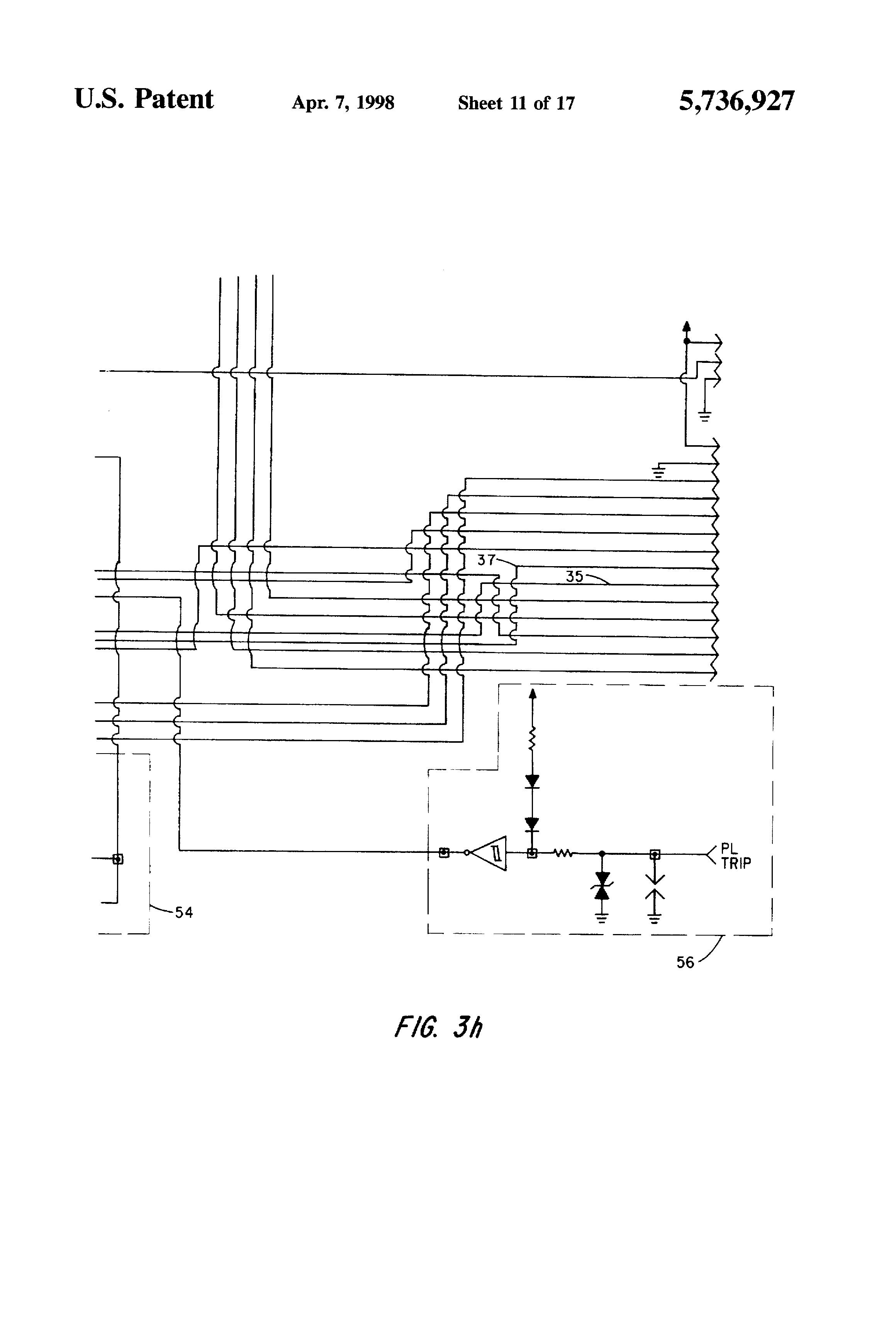 US5736927 11 sonitrol wiring diagram sonitrol user guide \u2022 wiring diagram sonitrol alarm wiring diagram at bakdesigns.co