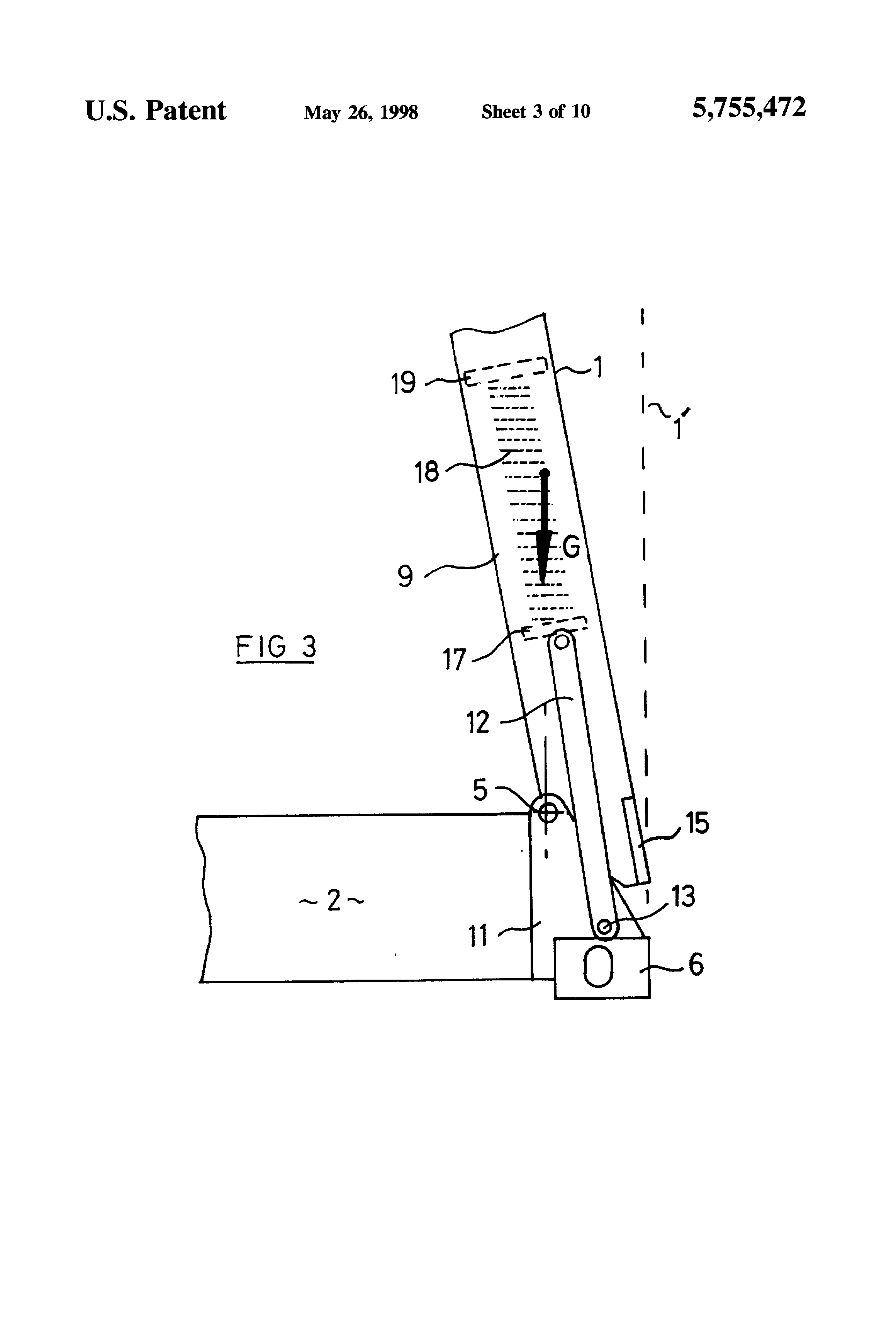 patent us folding cargo carrier ramp end google patent drawing