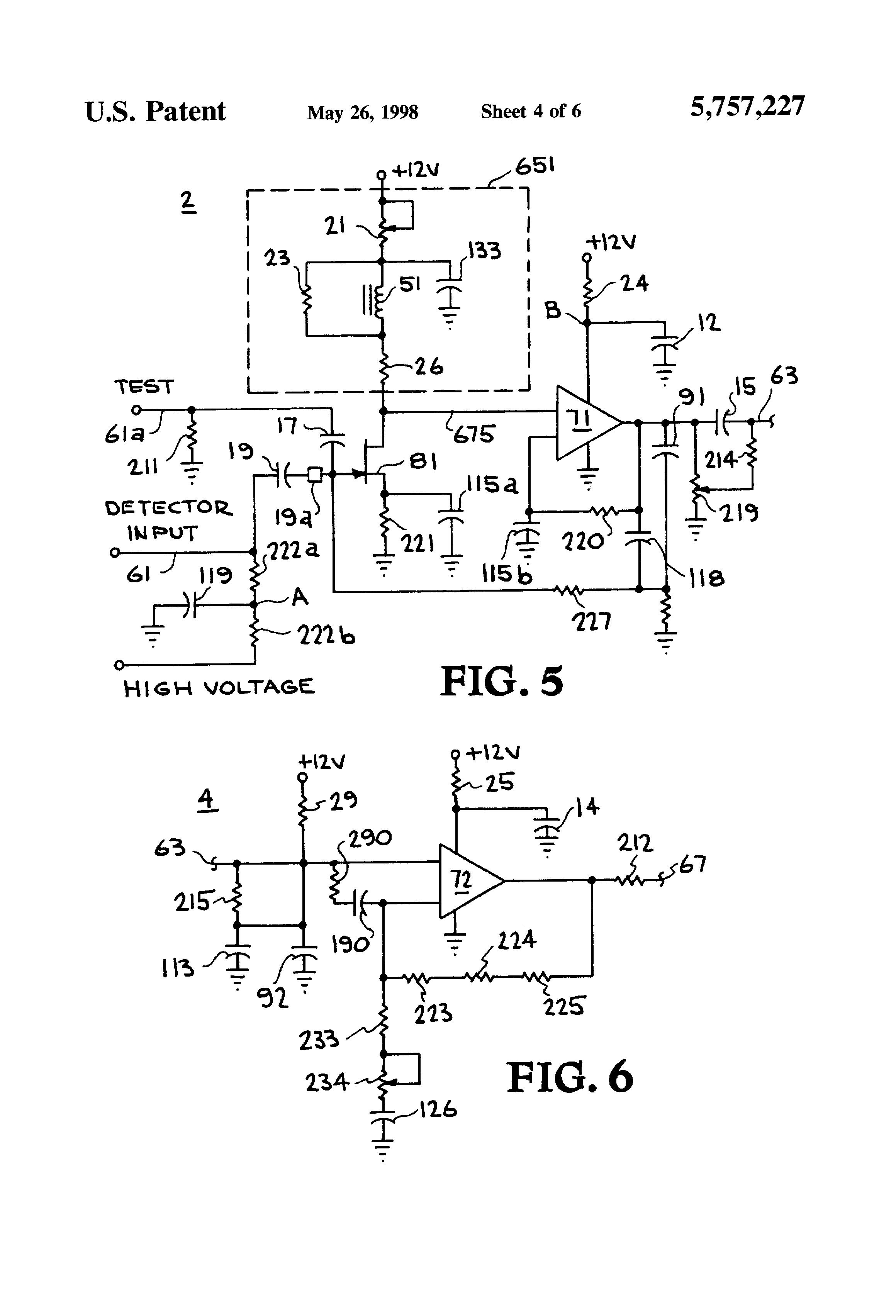 brevetto us5757227
