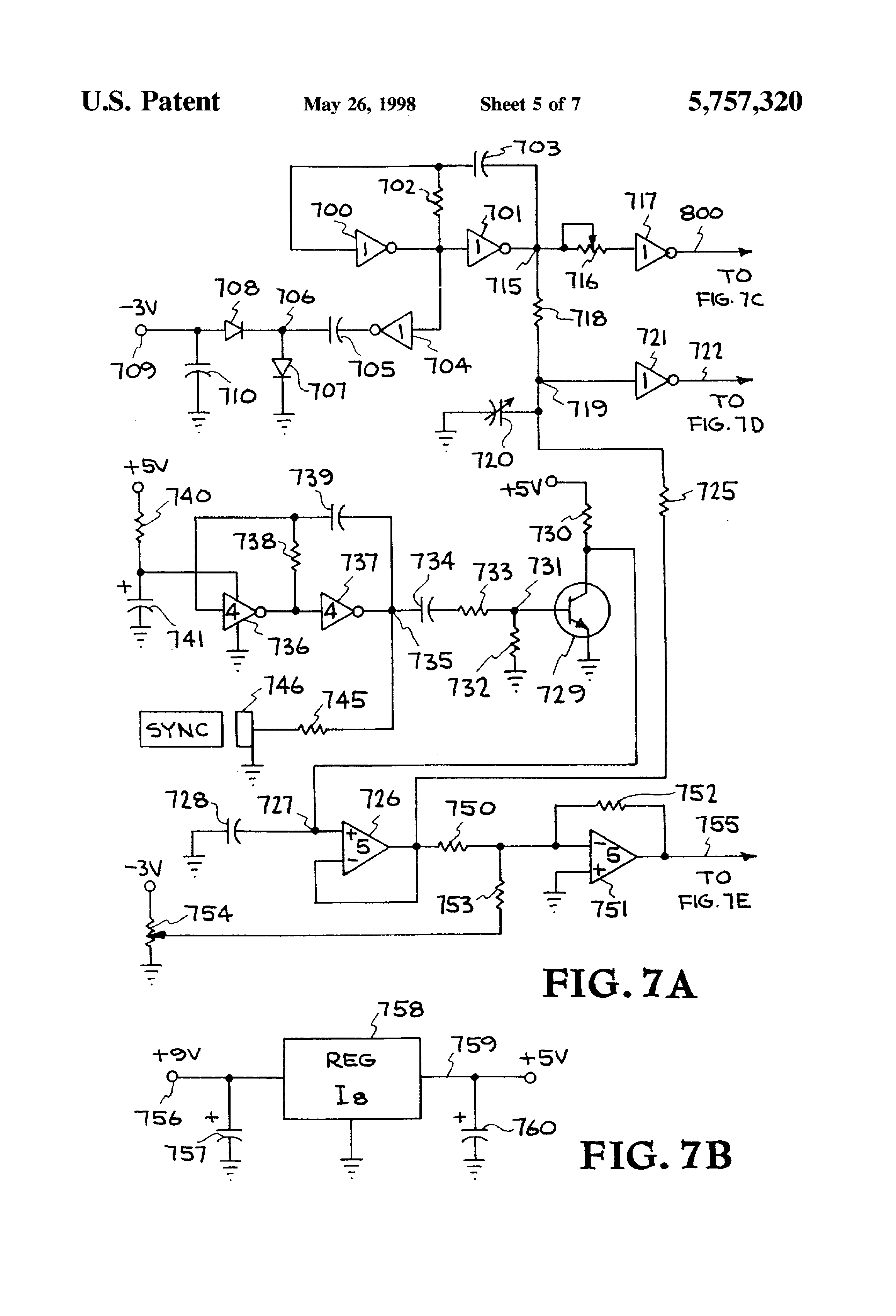 patent us5757320 short range ultra wideband radar high patent drawing