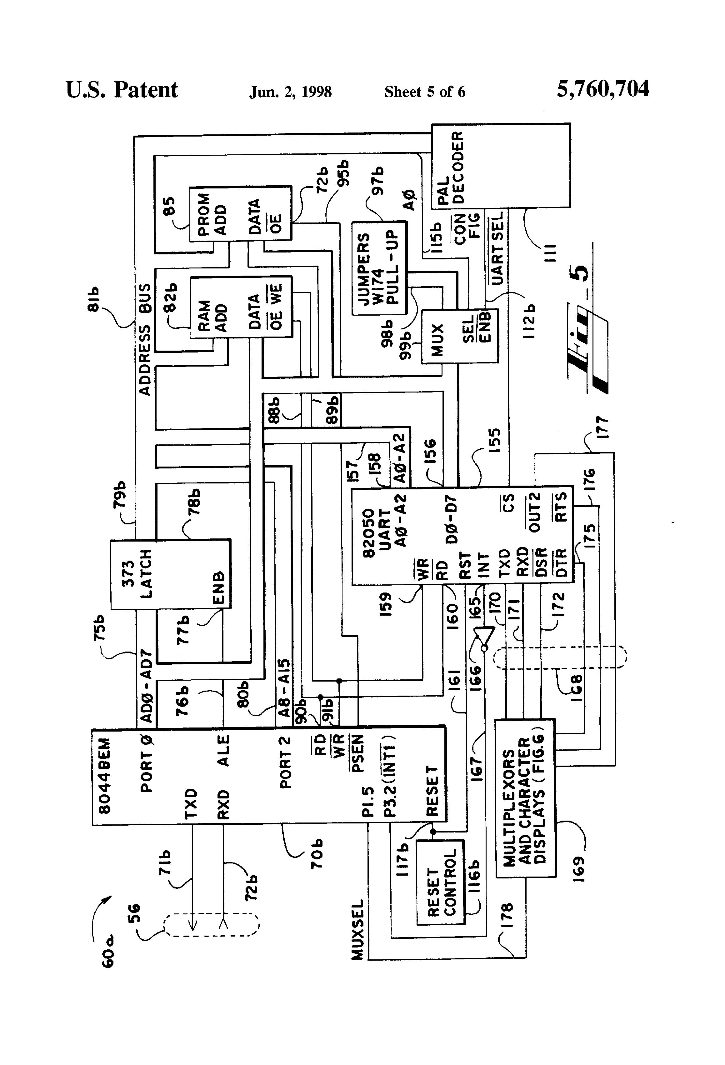 patent us5760704