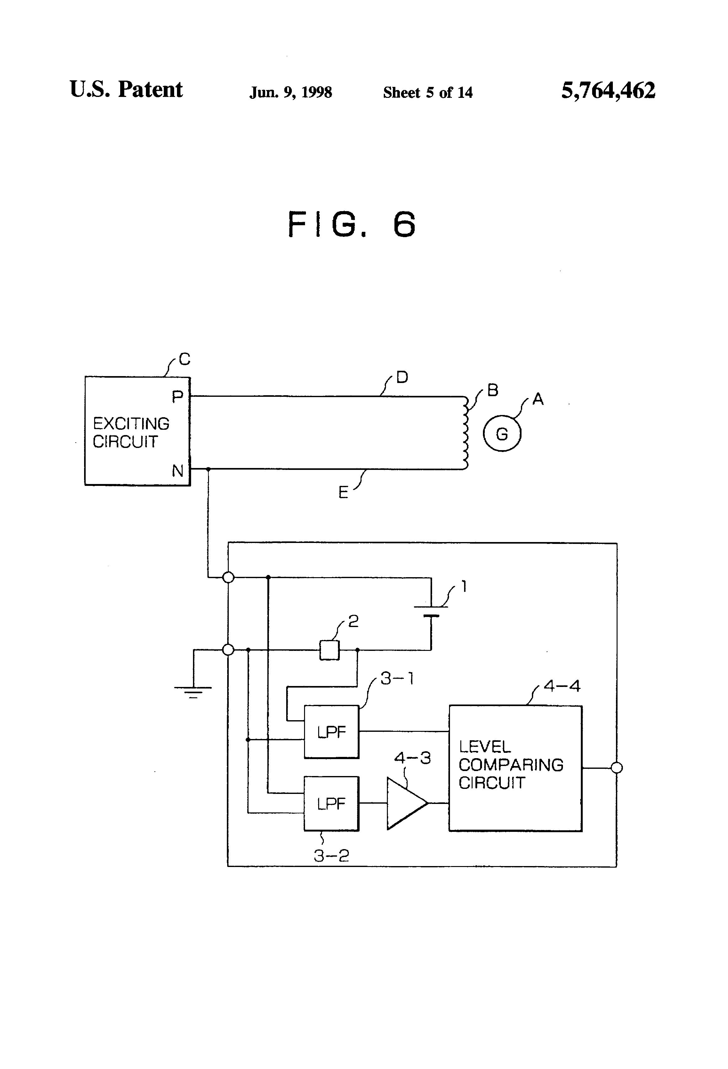 patent us5764462