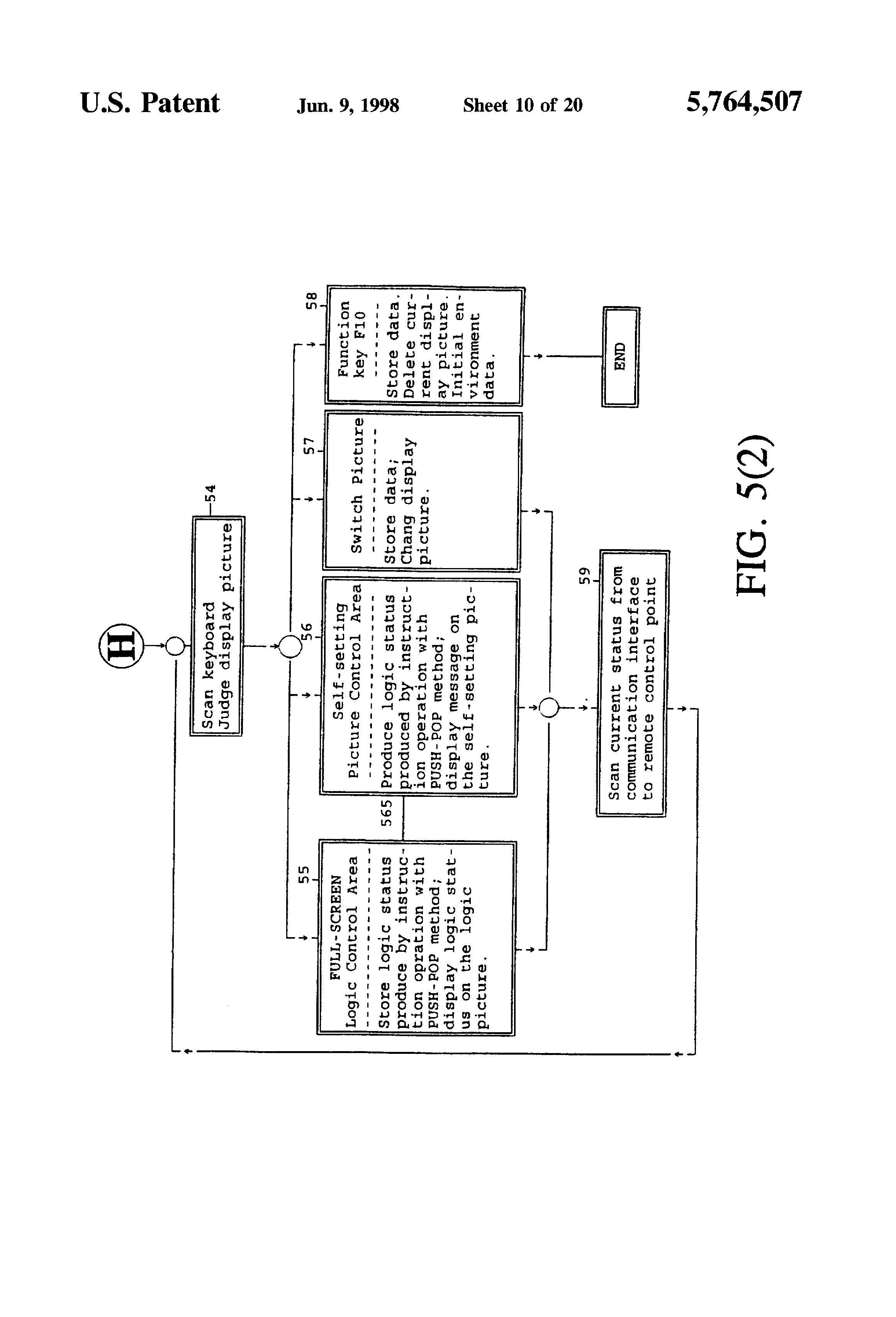 patent us5764507