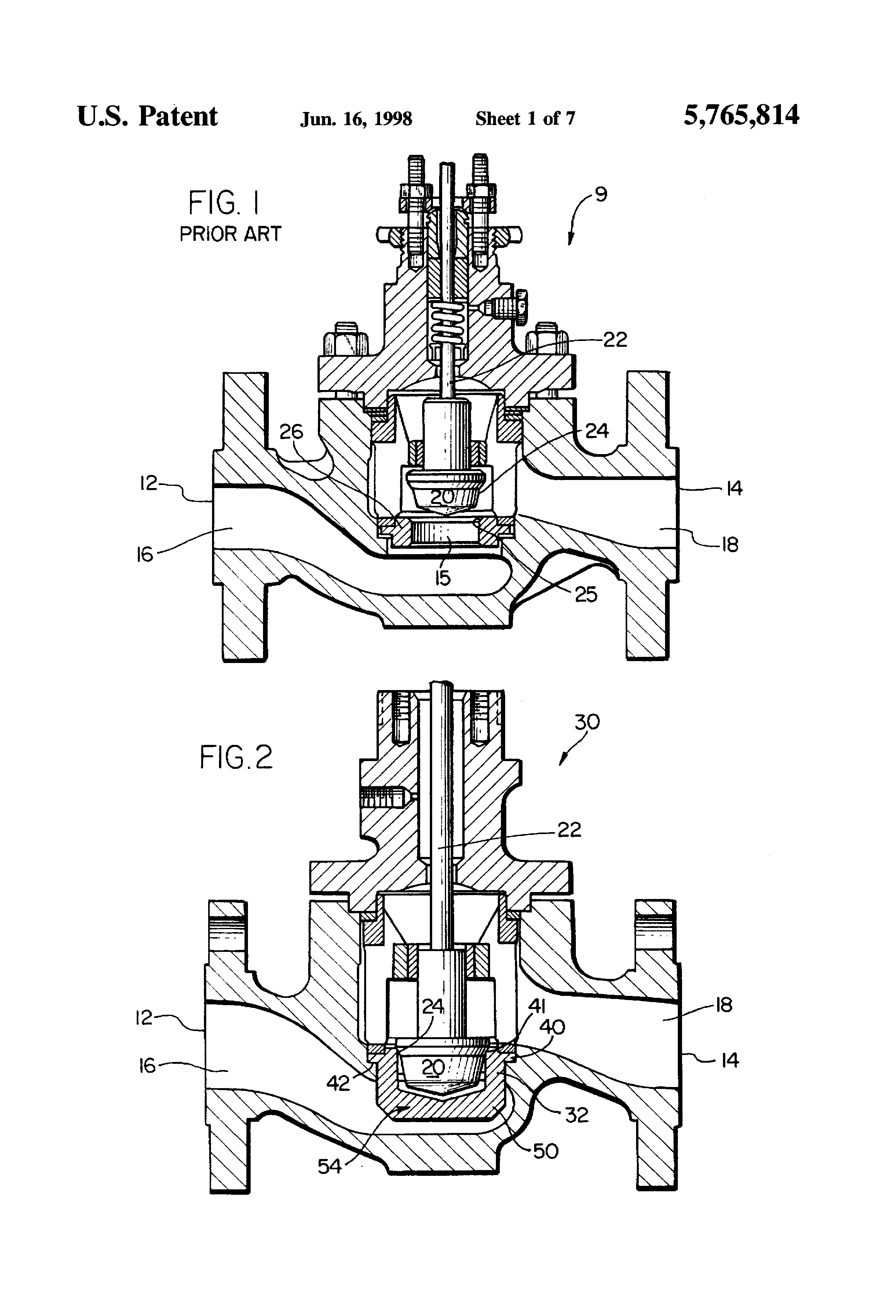 fisher control valve diagram