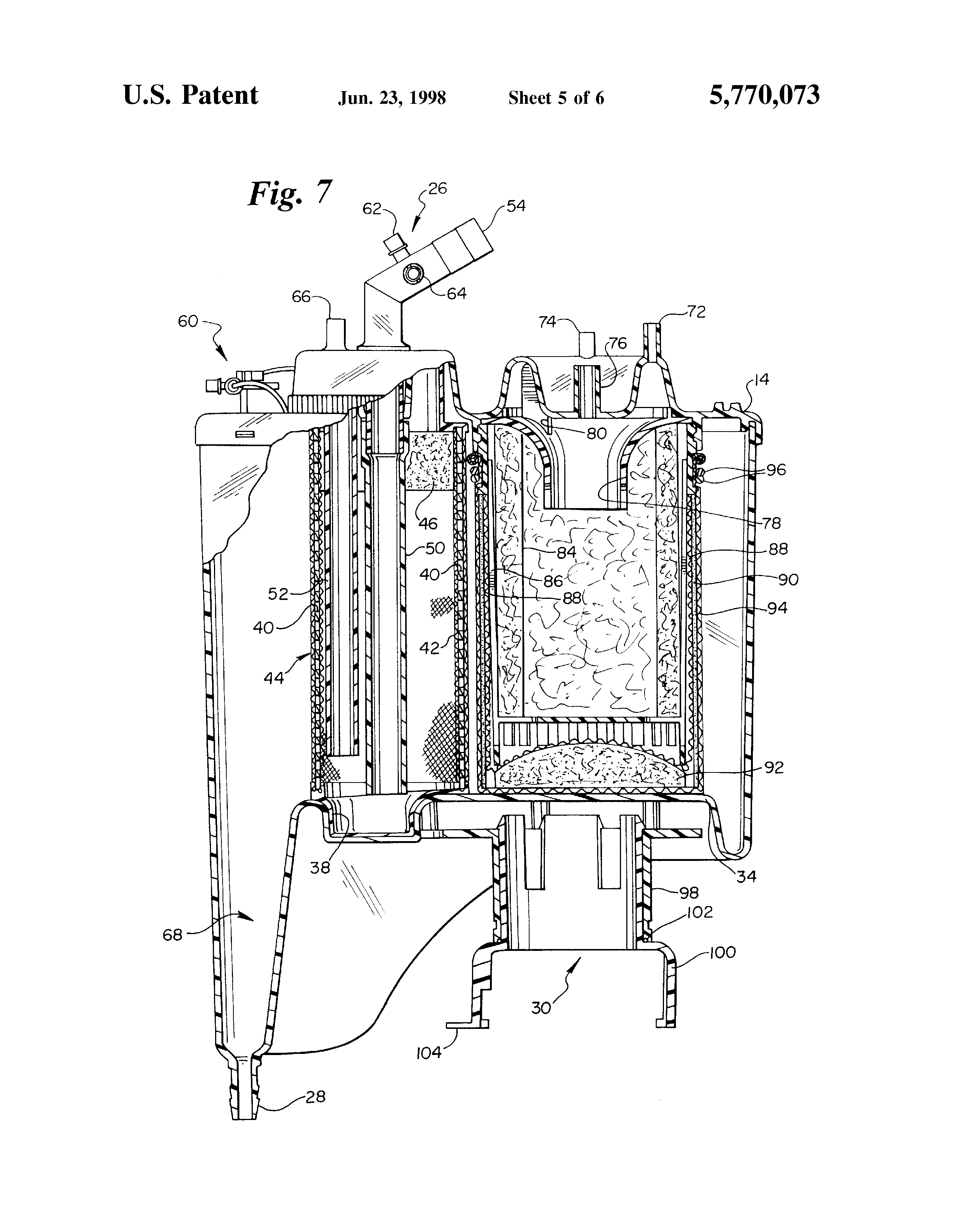 Trend Patent Drawing
