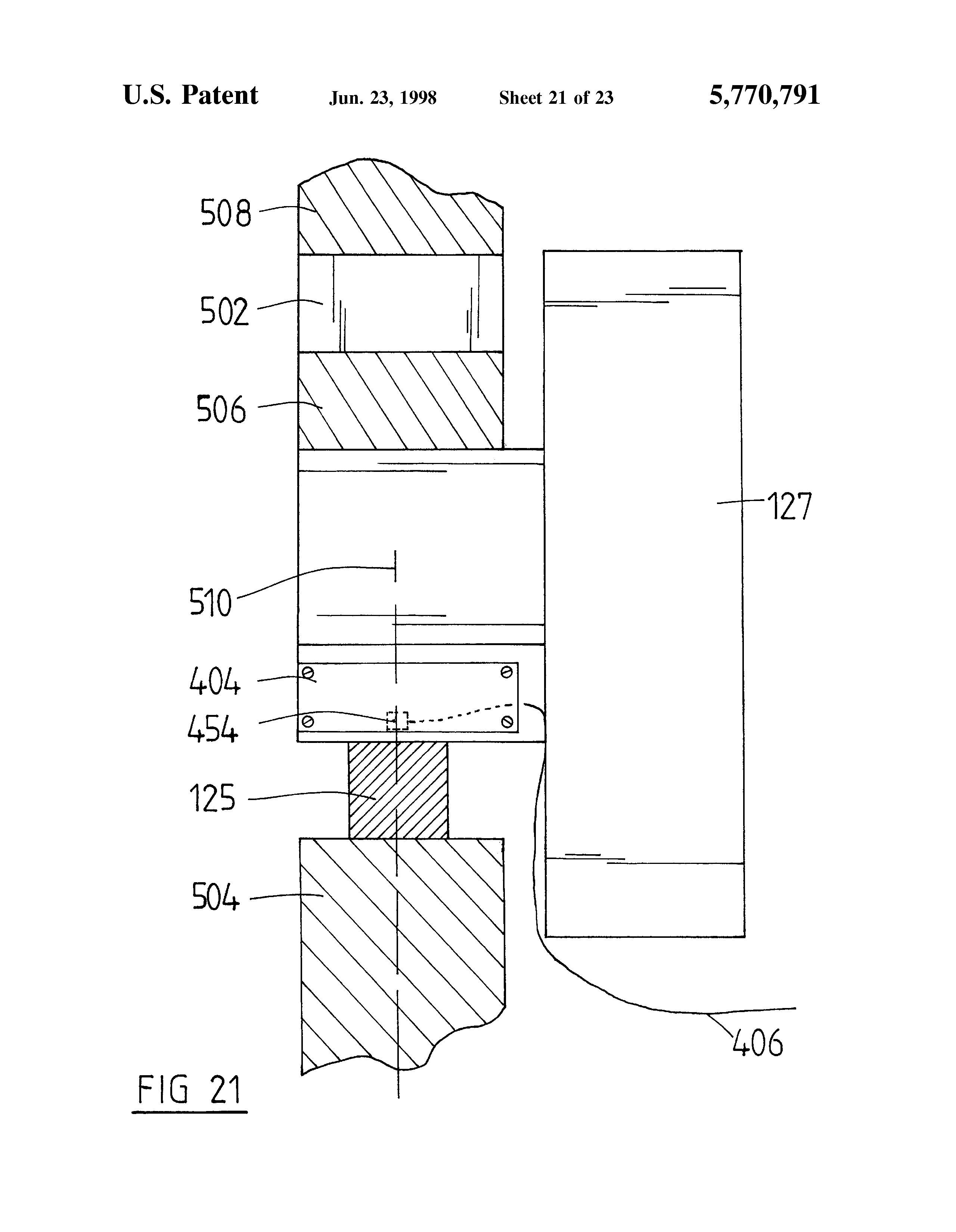 patent us5770791