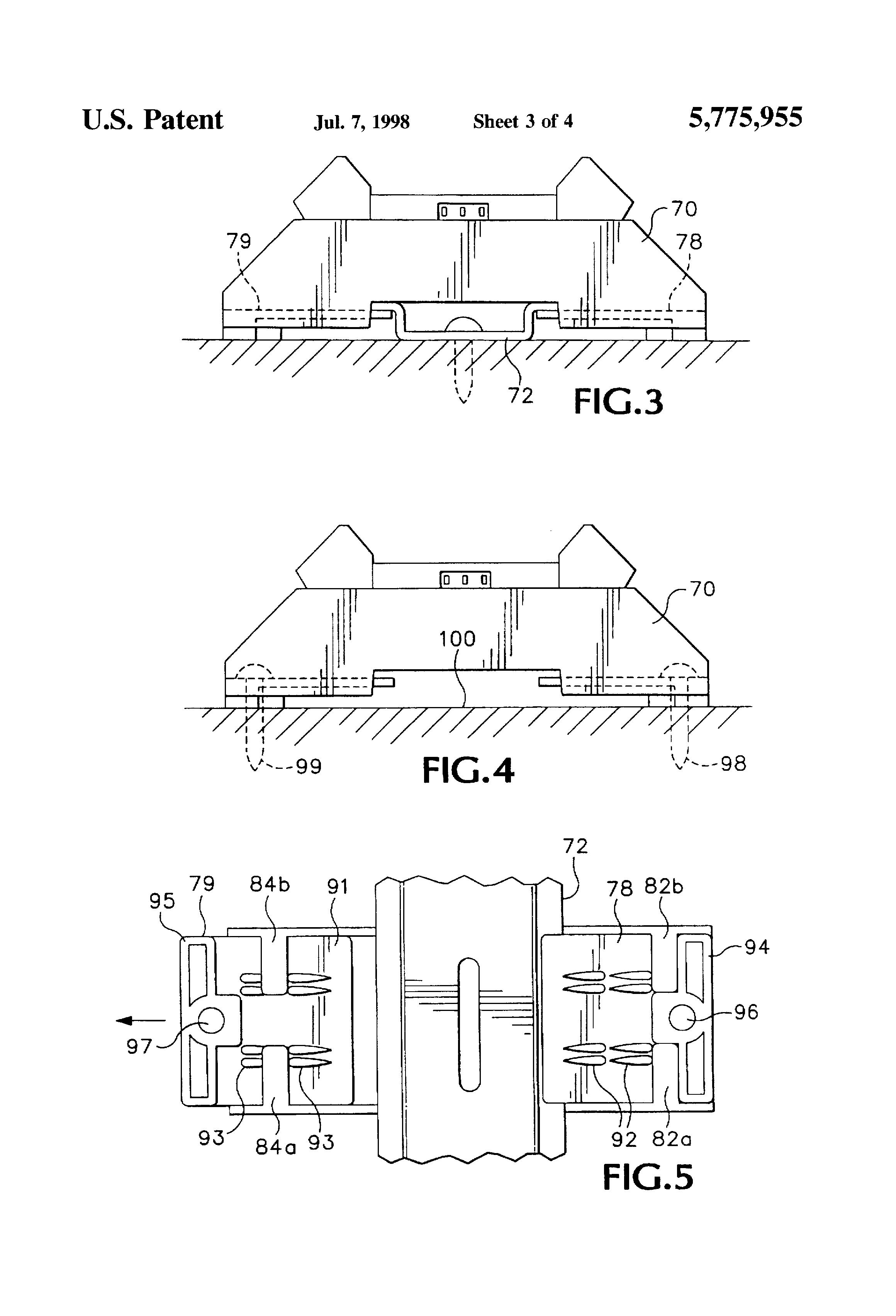 patent us5775955