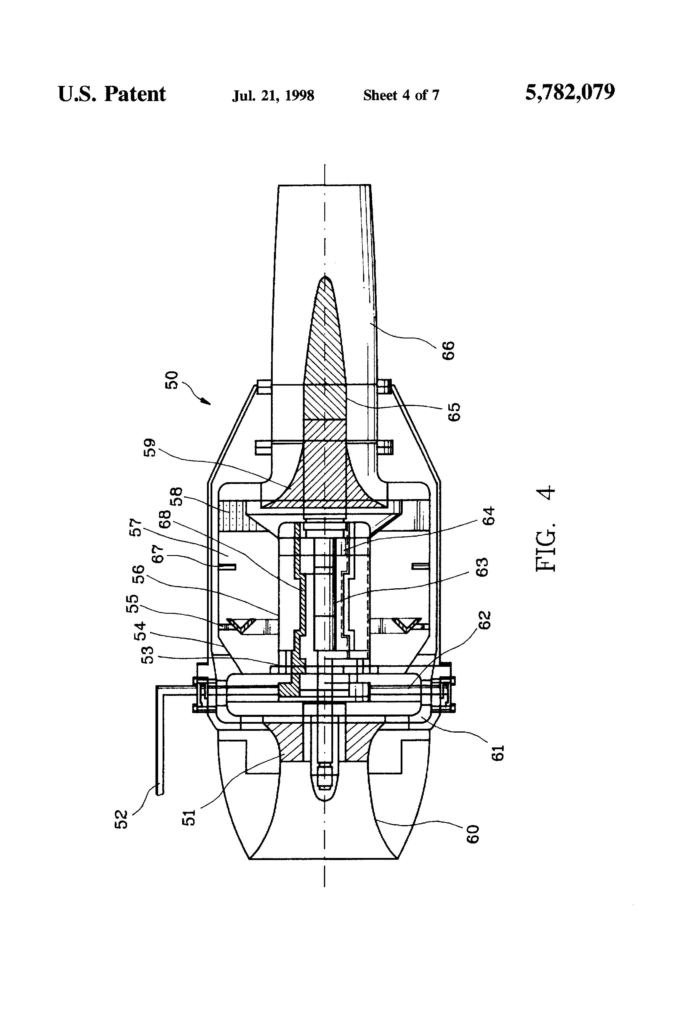 Microturbine Drawing