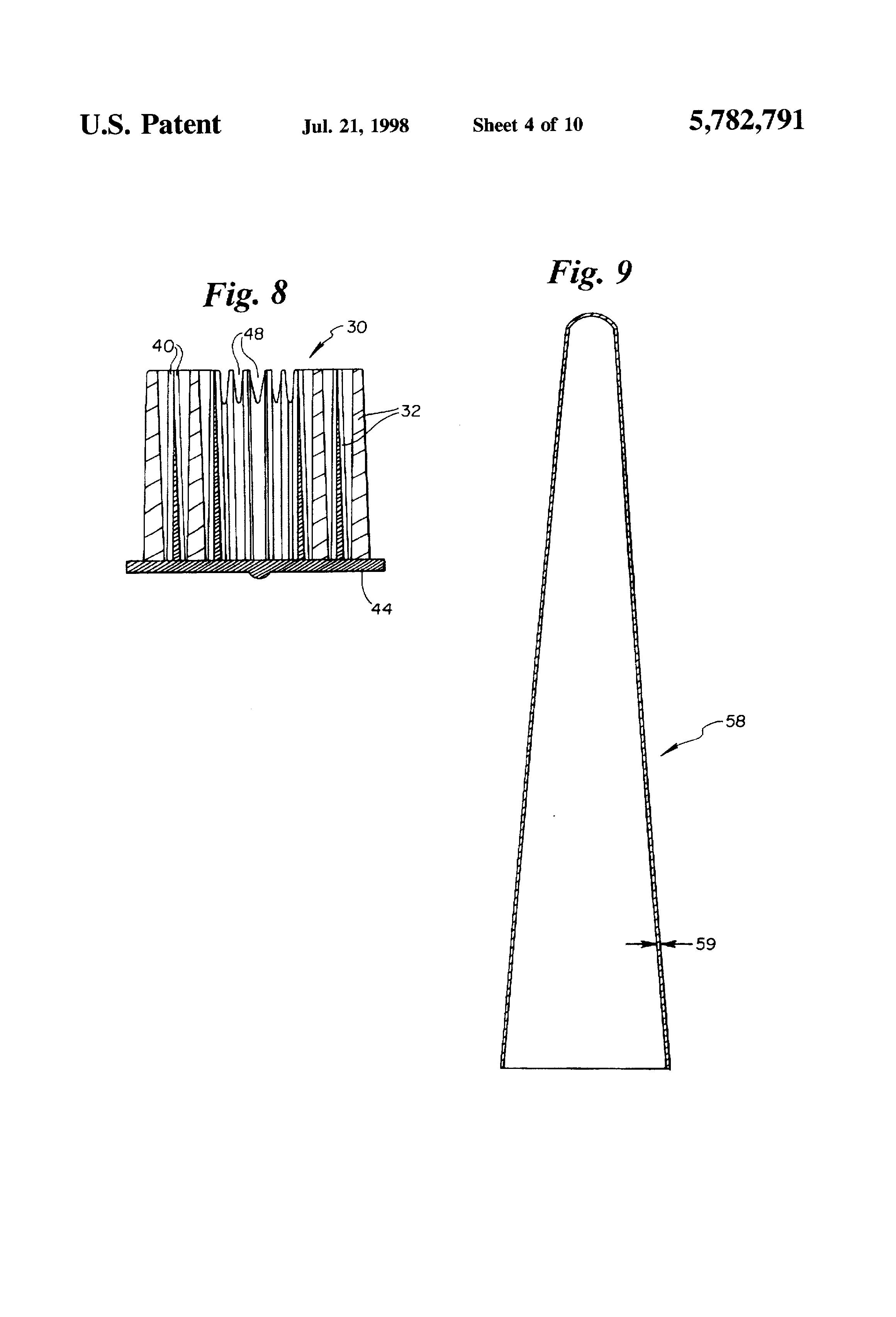 Patent US5782791