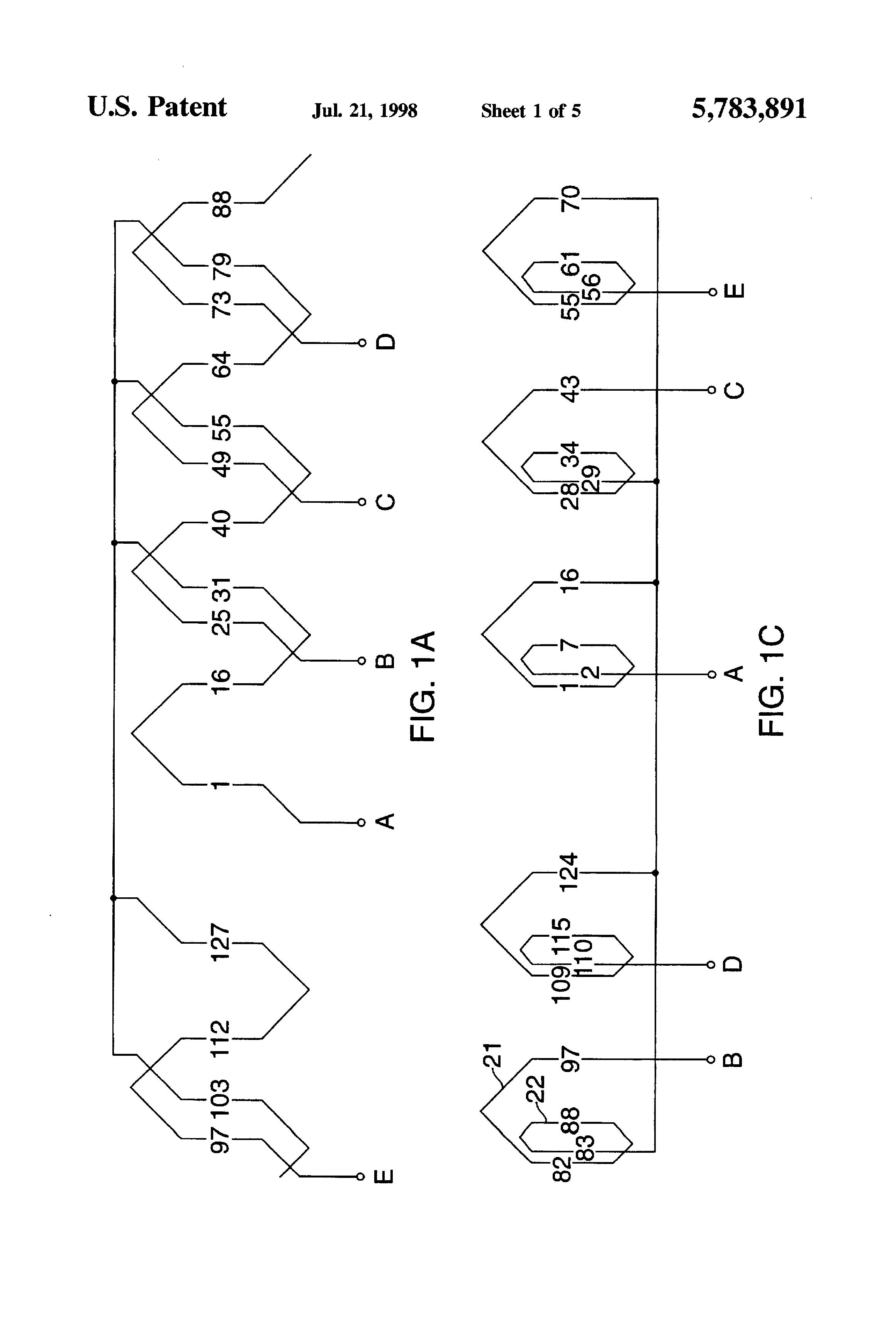 Patent us5783891 brushless synchronous machine google patents on leroy somer single phase wiring diagram High Efficiency Wiring Diagram Underground Wiring Diagram