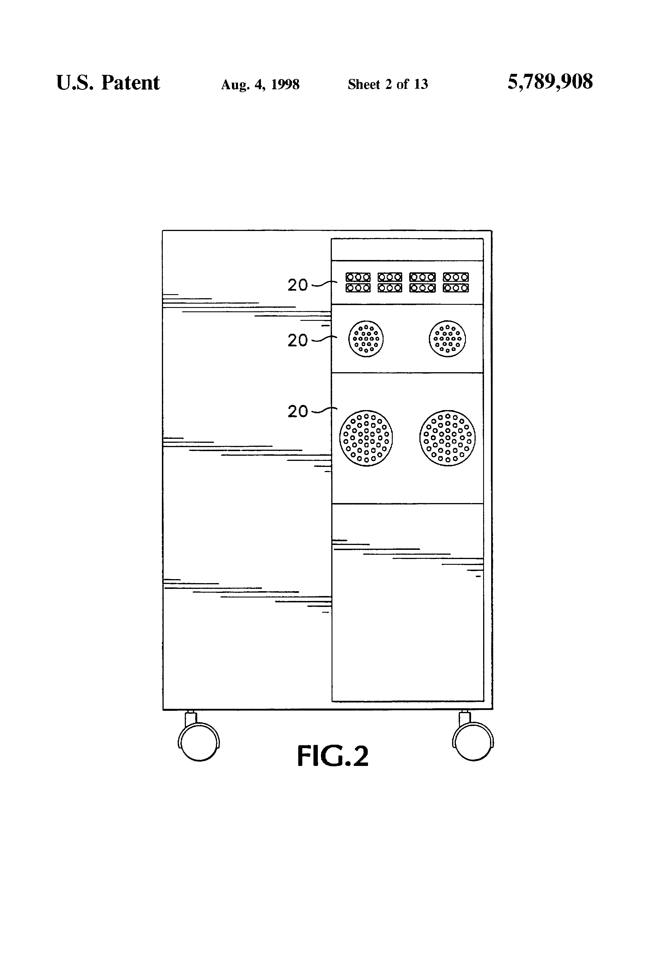 US5789908 2 patent us5789908 lighting dimmer rack with removable connector socapex wiring diagram at crackthecode.co