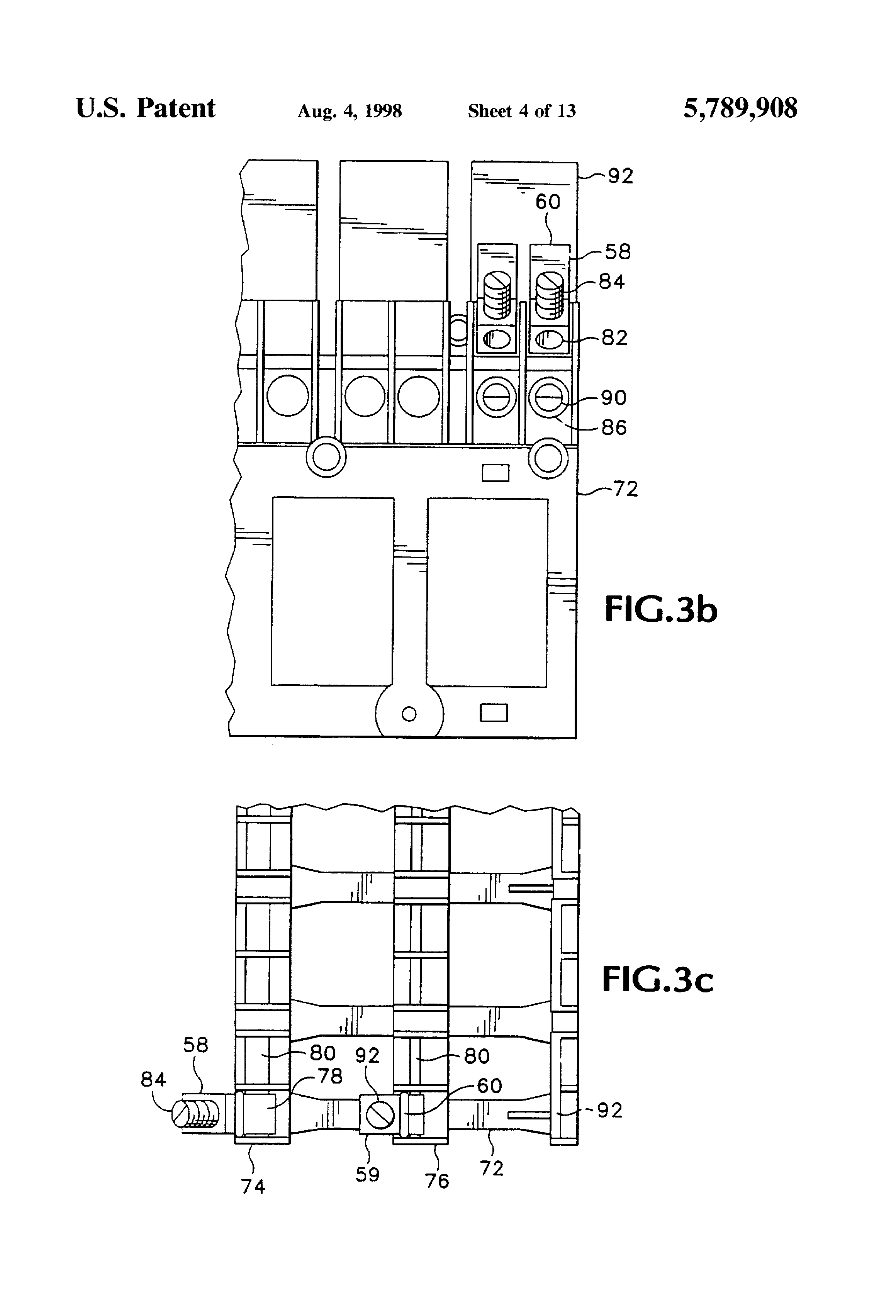 US5789908 4 patent us5789908 lighting dimmer rack with removable connector socapex wiring diagram at crackthecode.co
