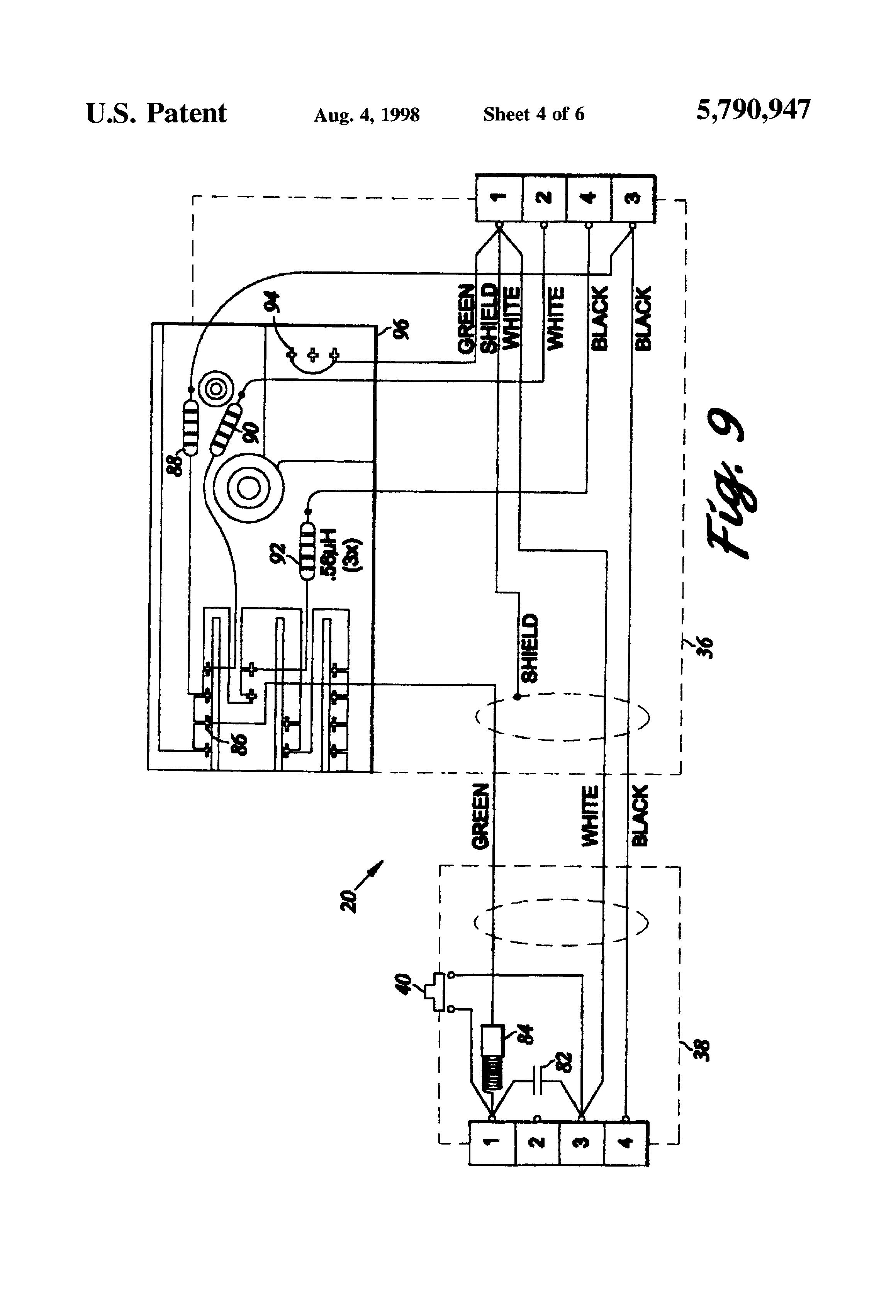 patent us5790947