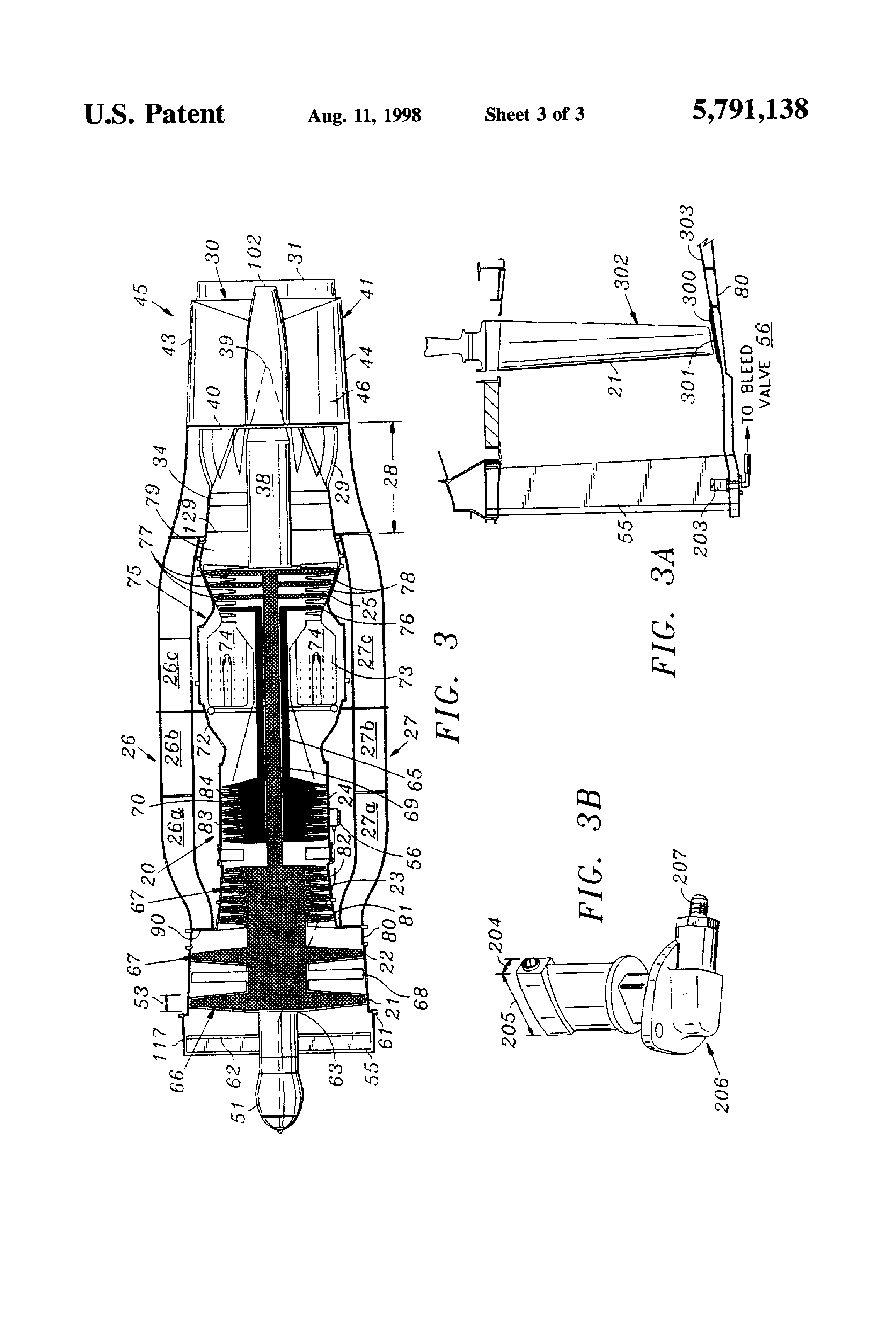 schematic drawing of stage