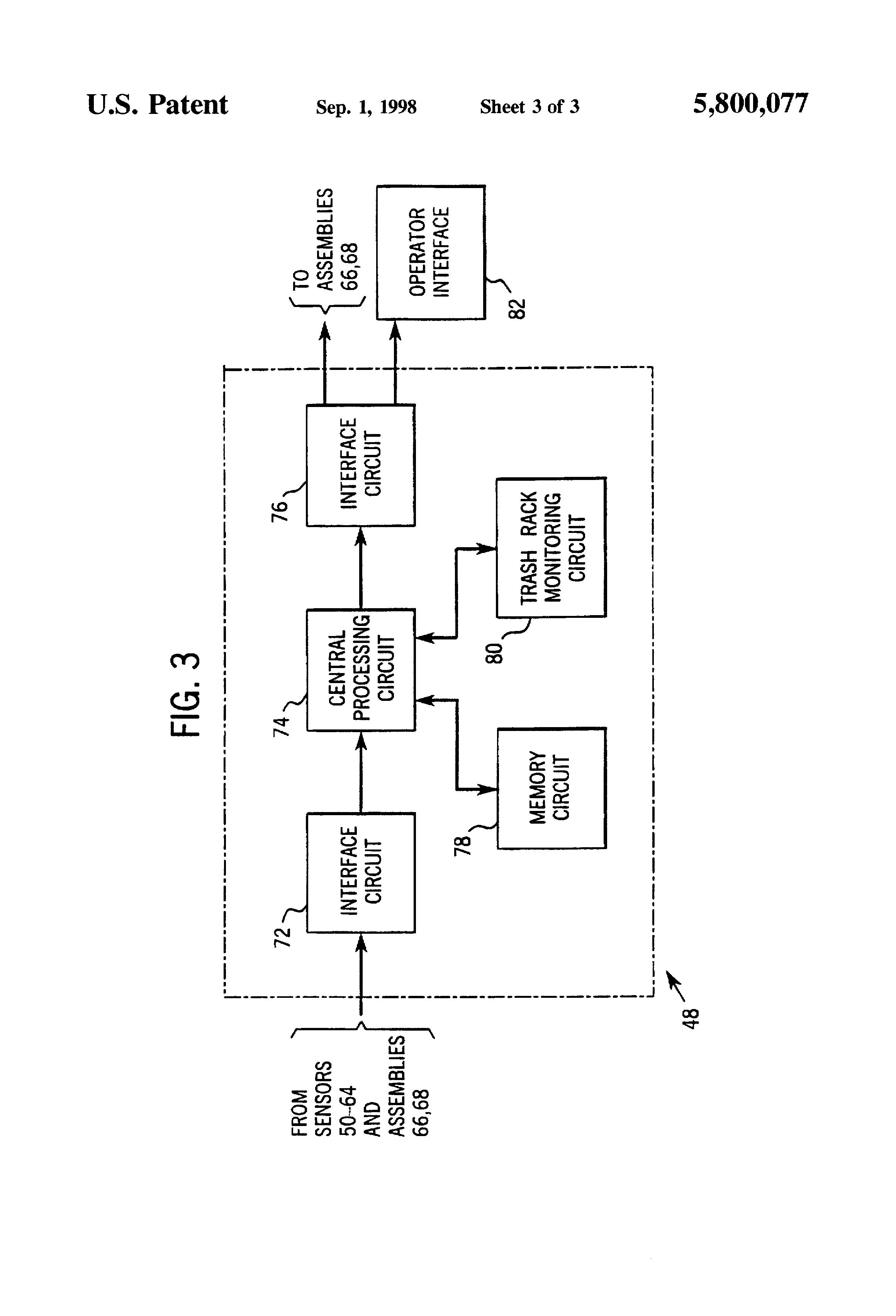 patent us5800077