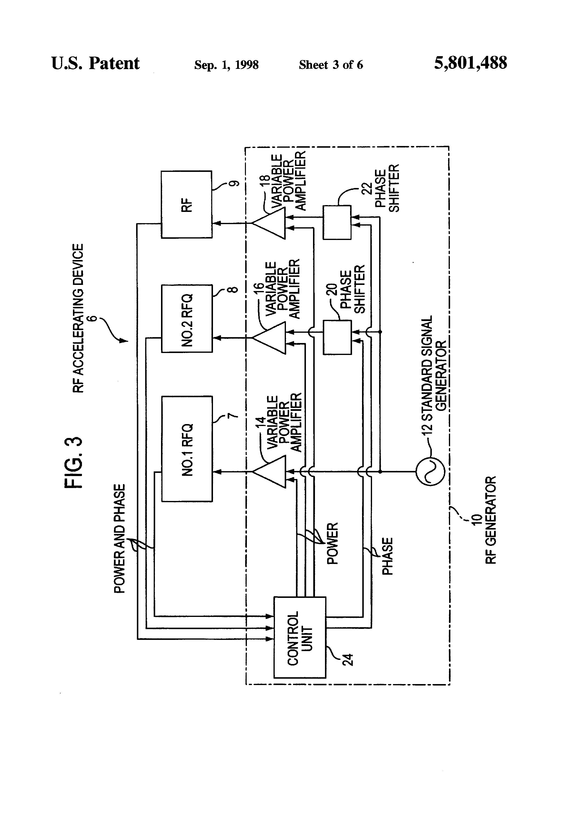 patent us5801488