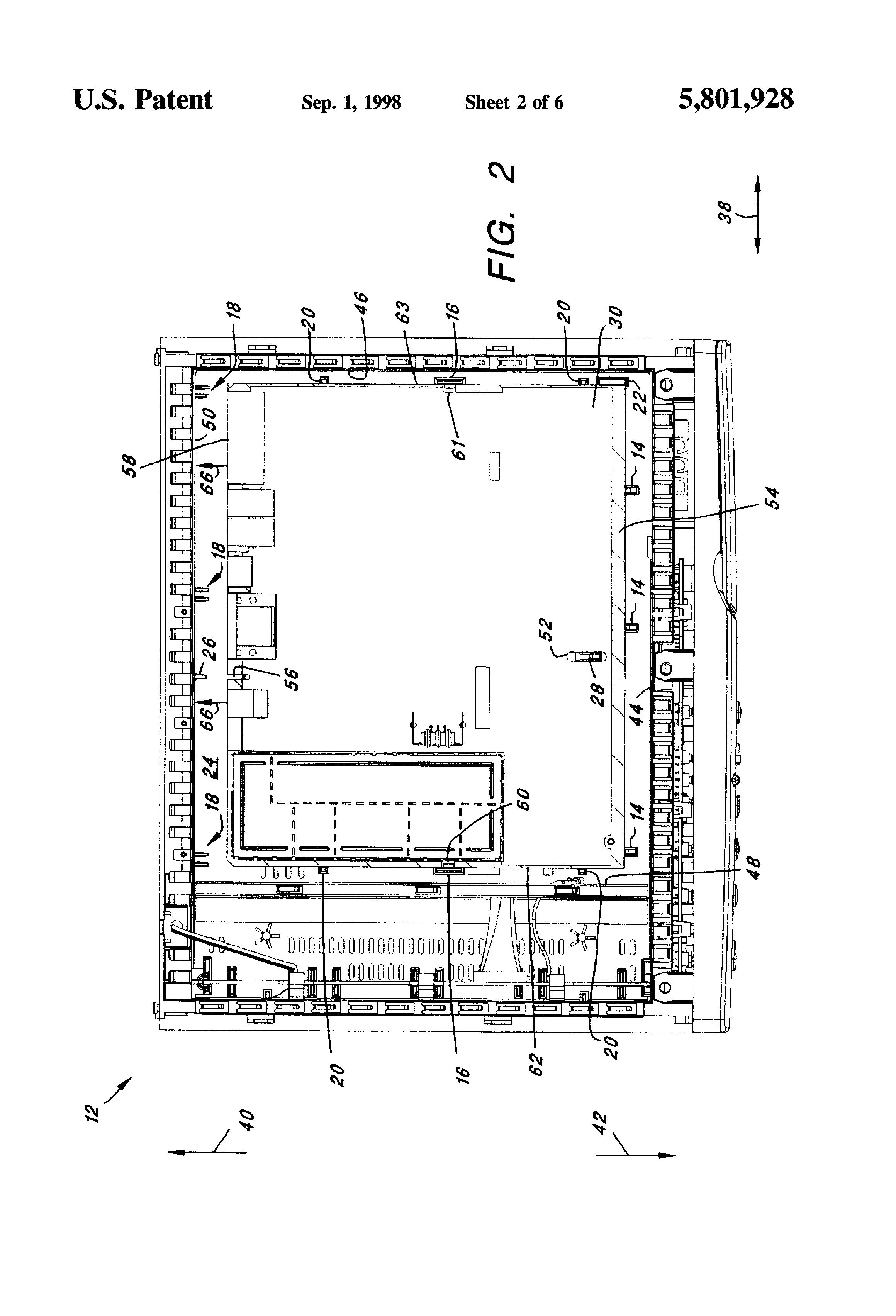 patent us5801928