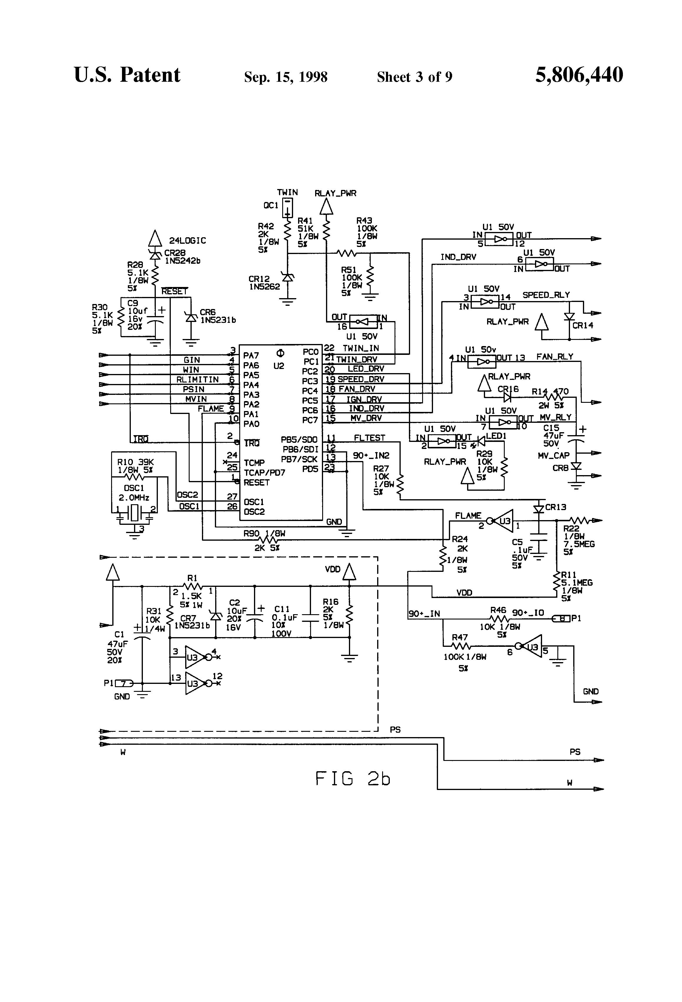 patent us5806440
