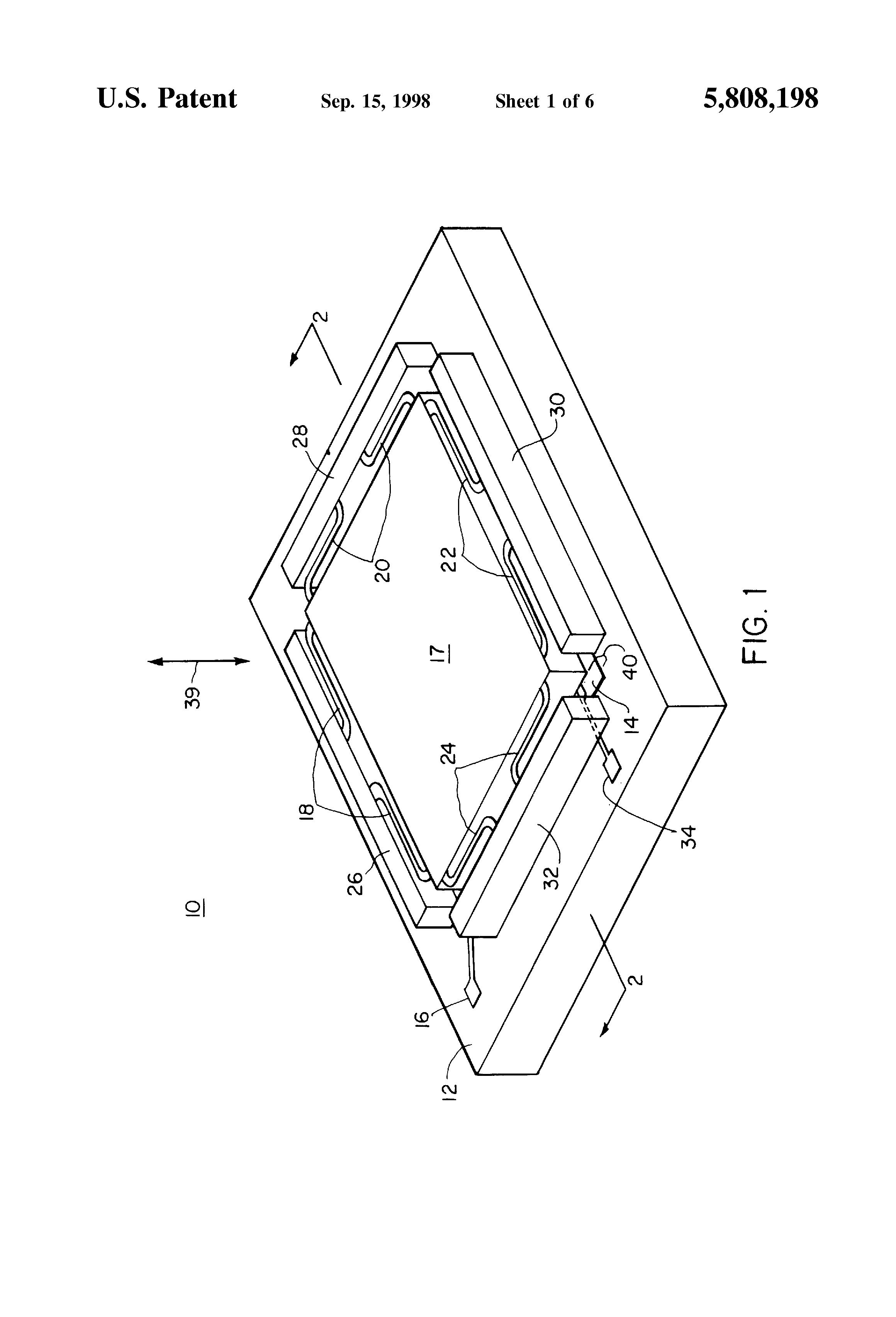 patent us5808198