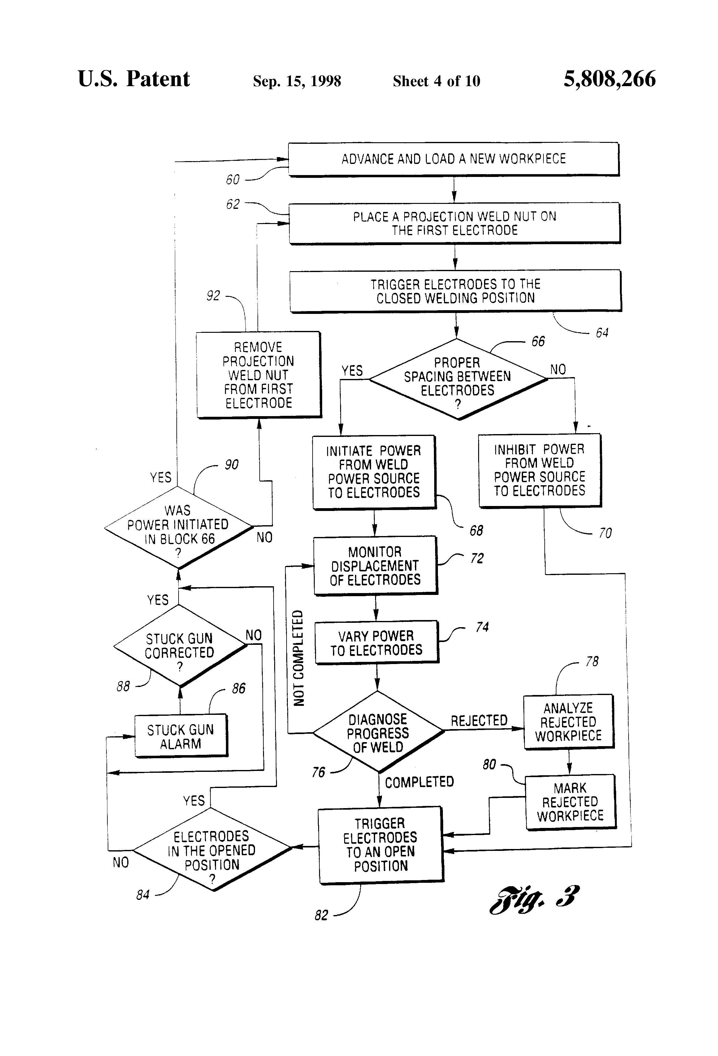 patent us5808266