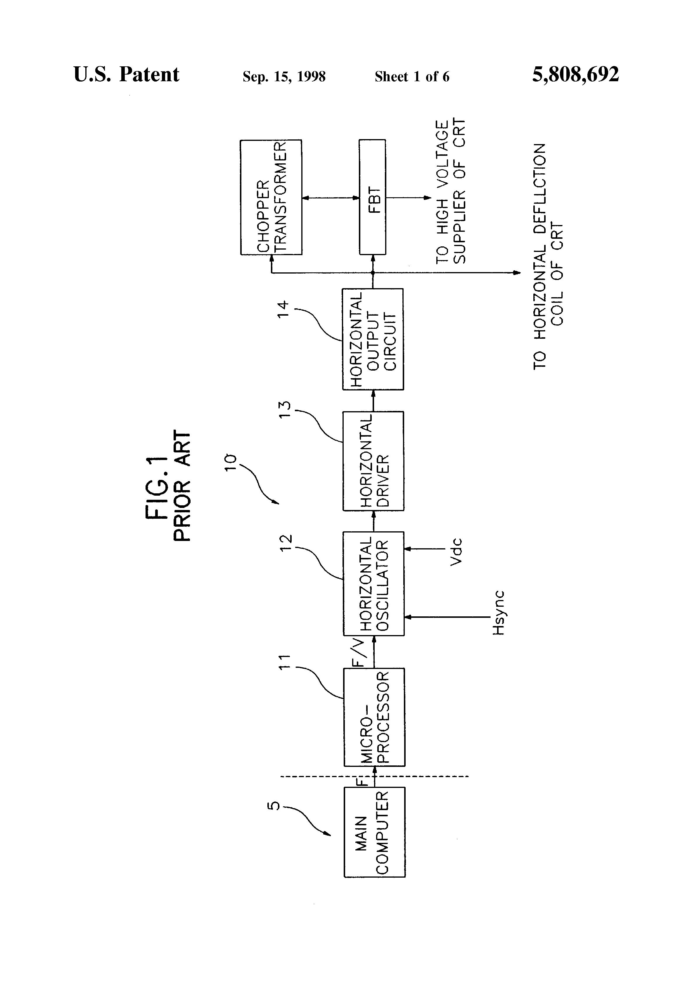patent us5808692