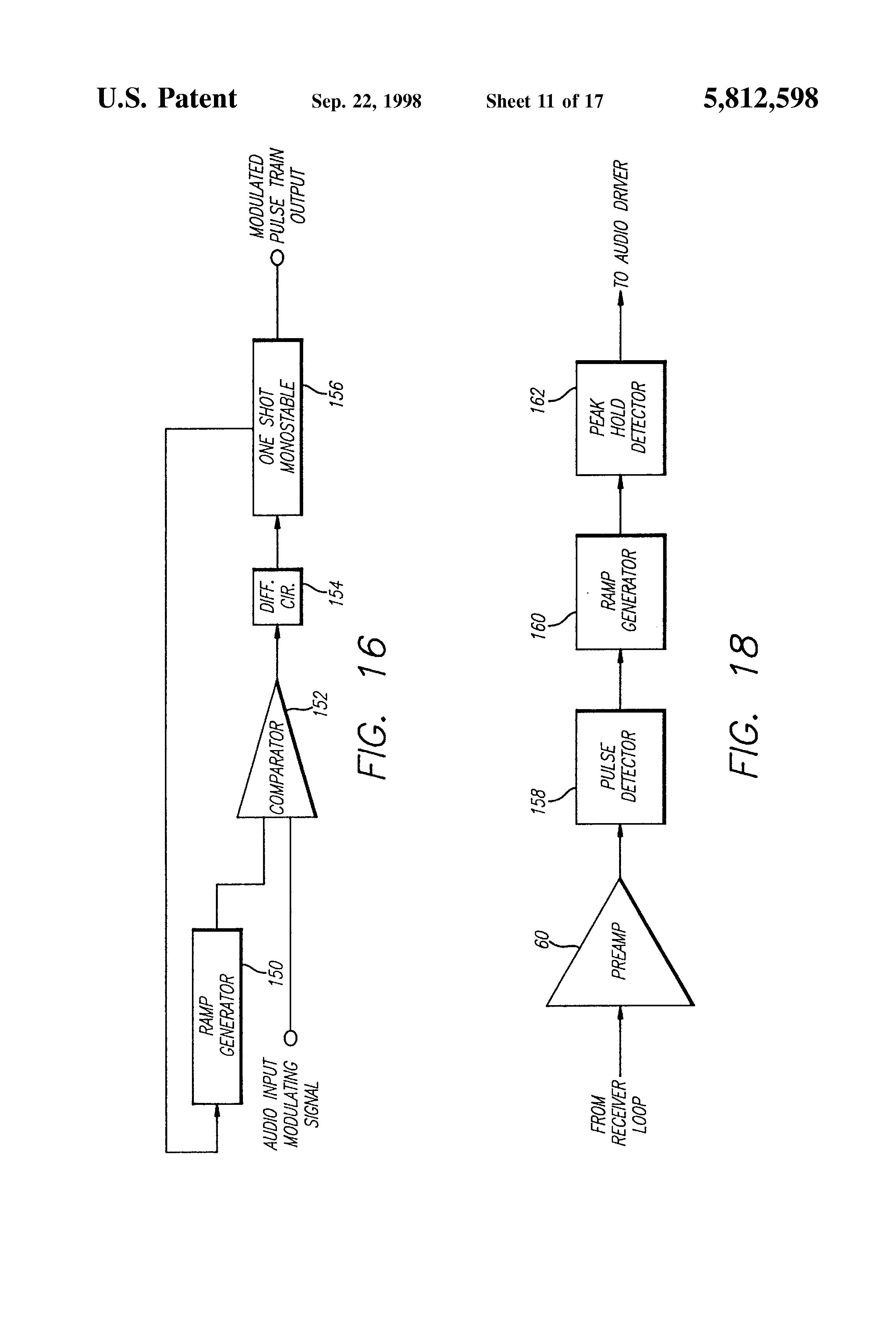 patent us5812598