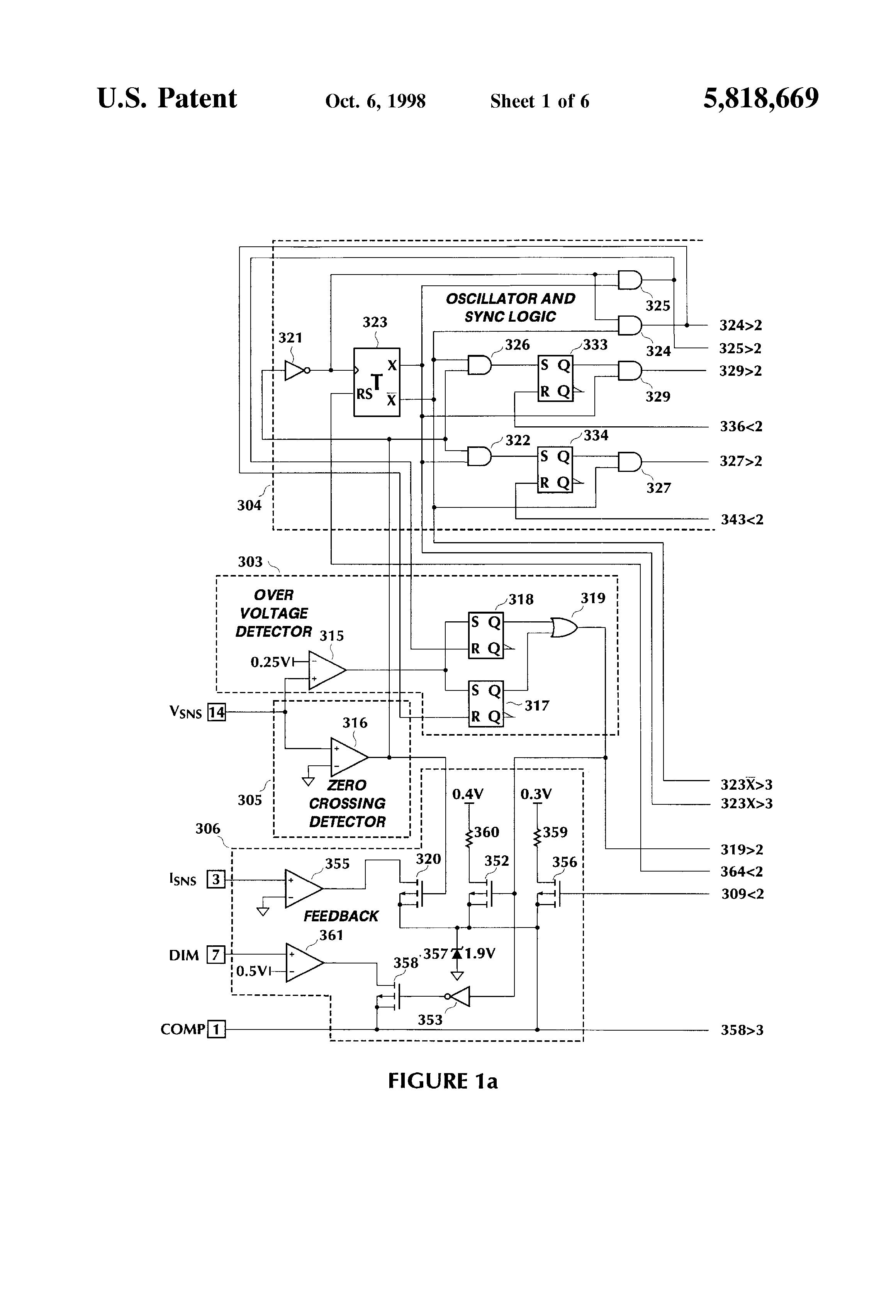 patent us5818669