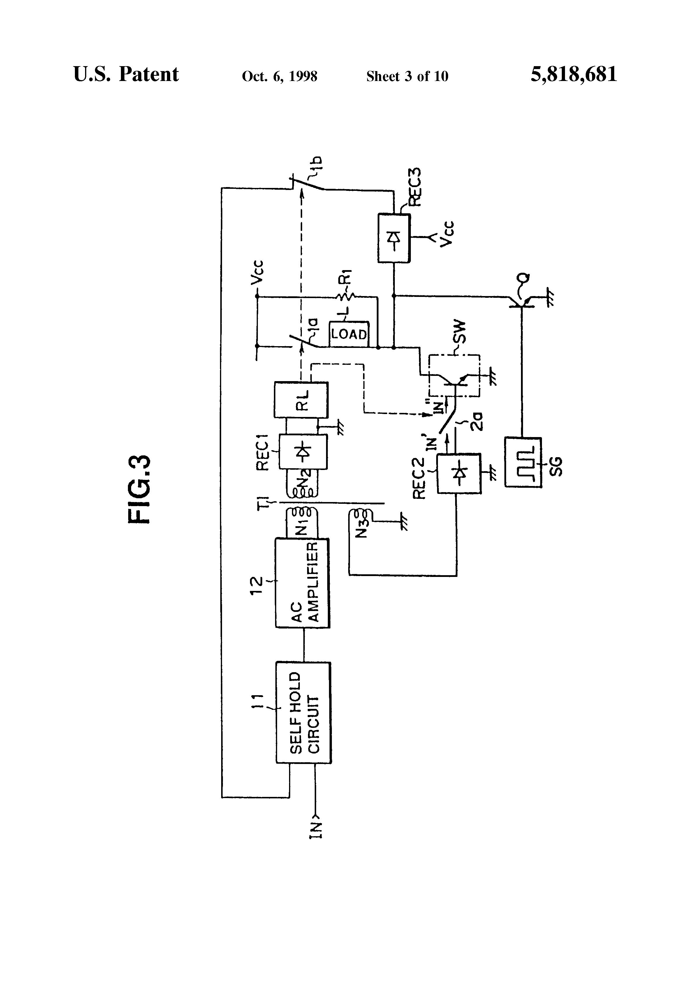 patent us5818681