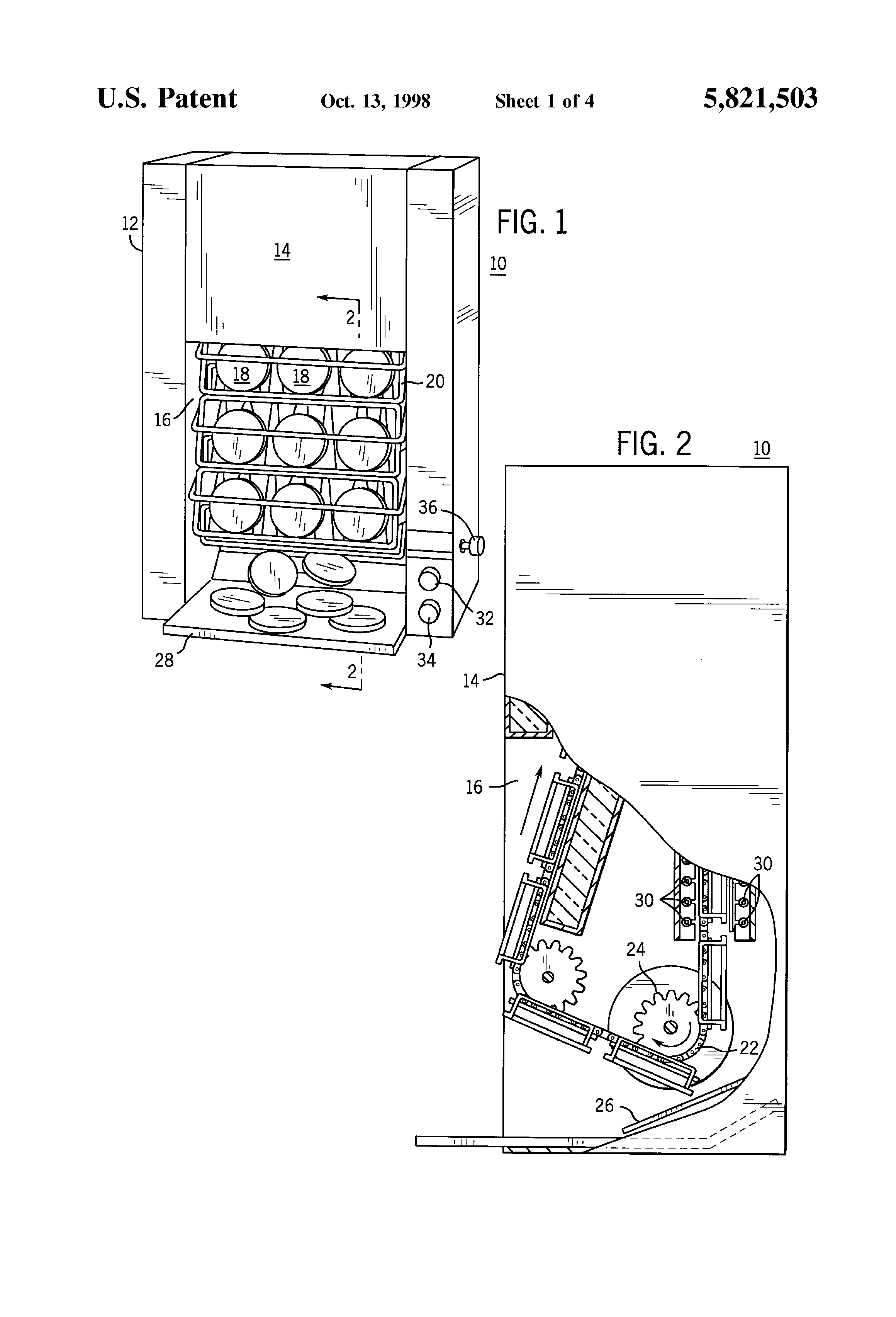 US5821503 1 patent us5821503 conveyor speed control ciruit for a conveyor  at alyssarenee.co