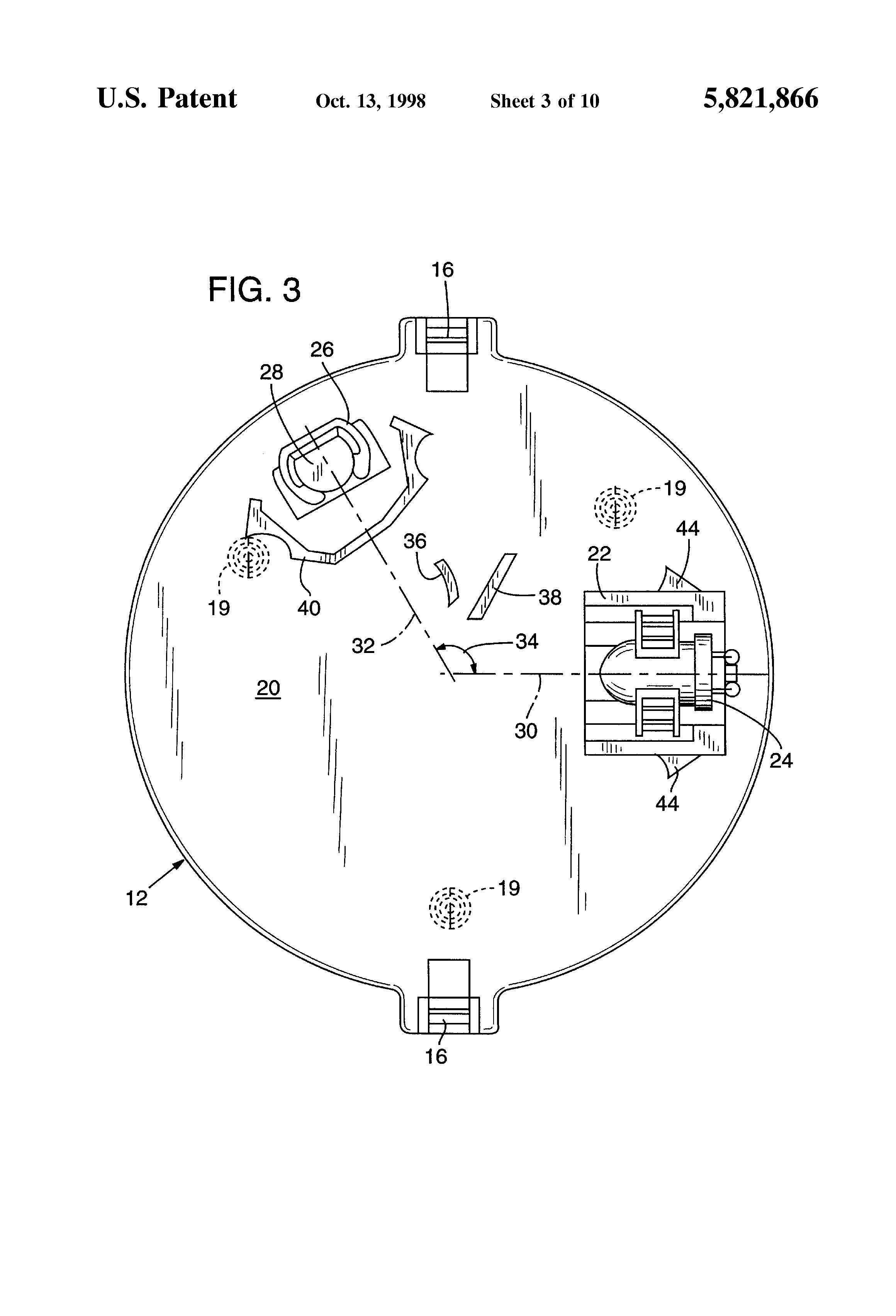 patent us5821866
