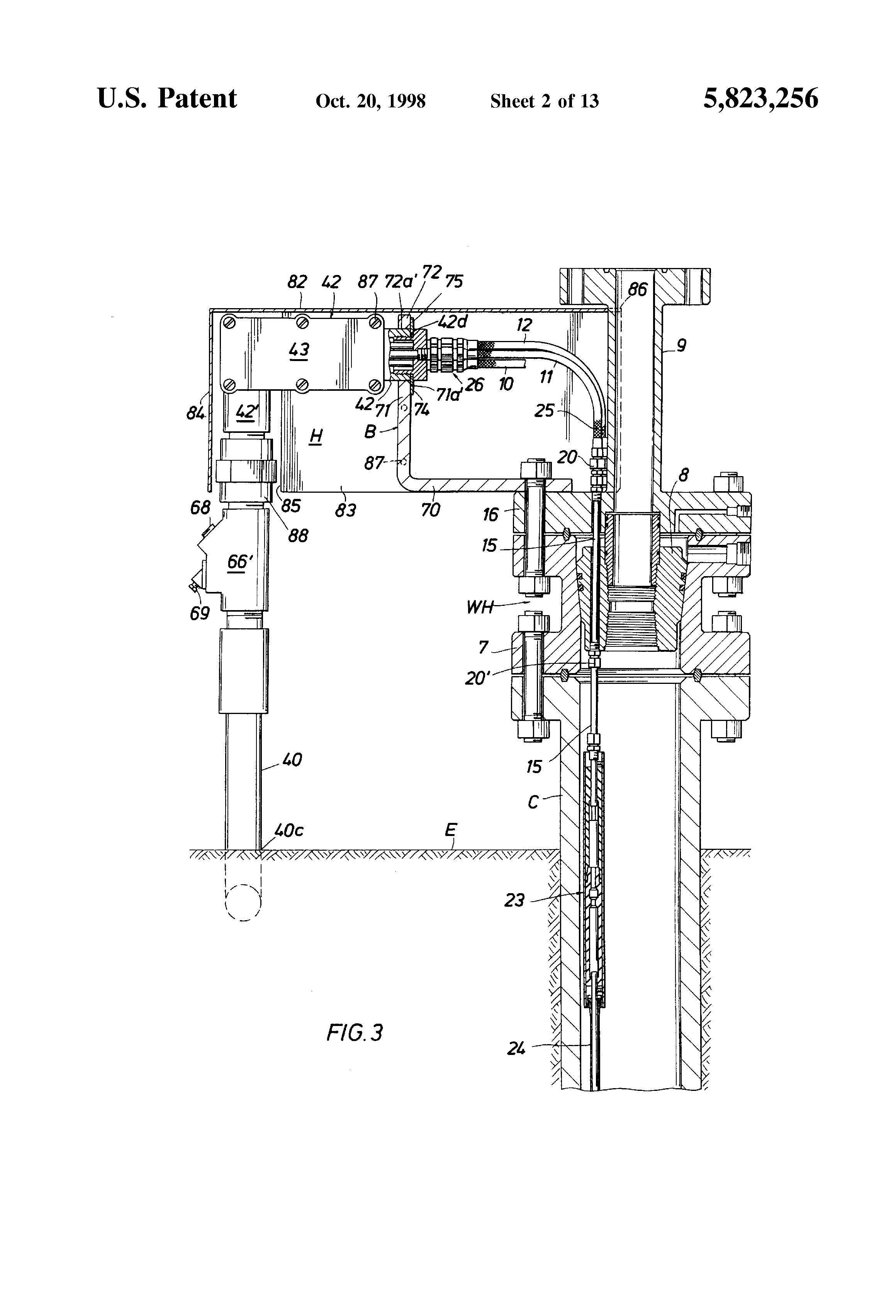 patent us5823256