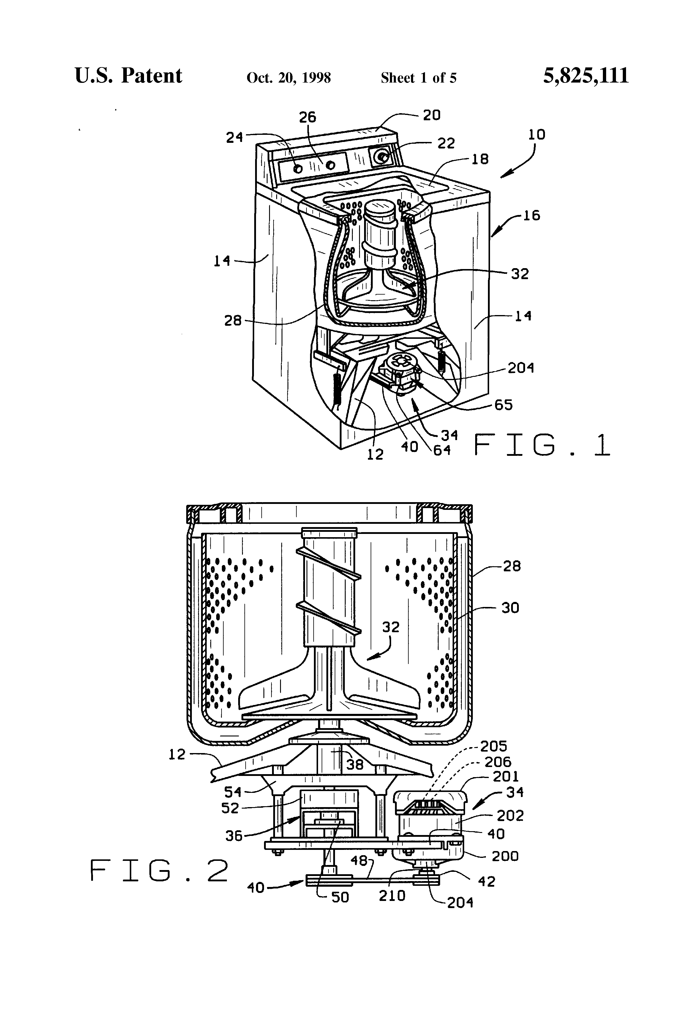 patent us5825111  6 pole common winding connection with