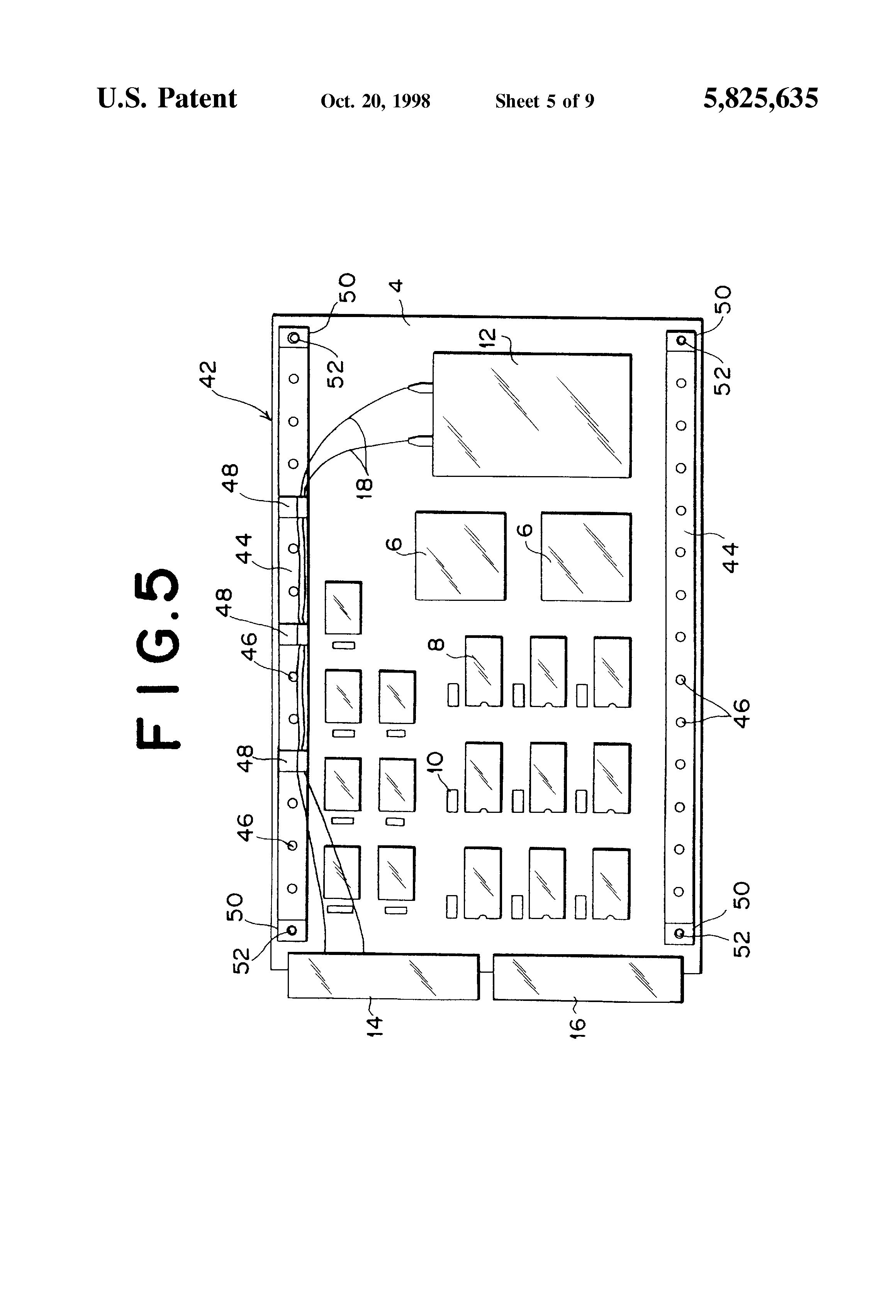 patent us5825635