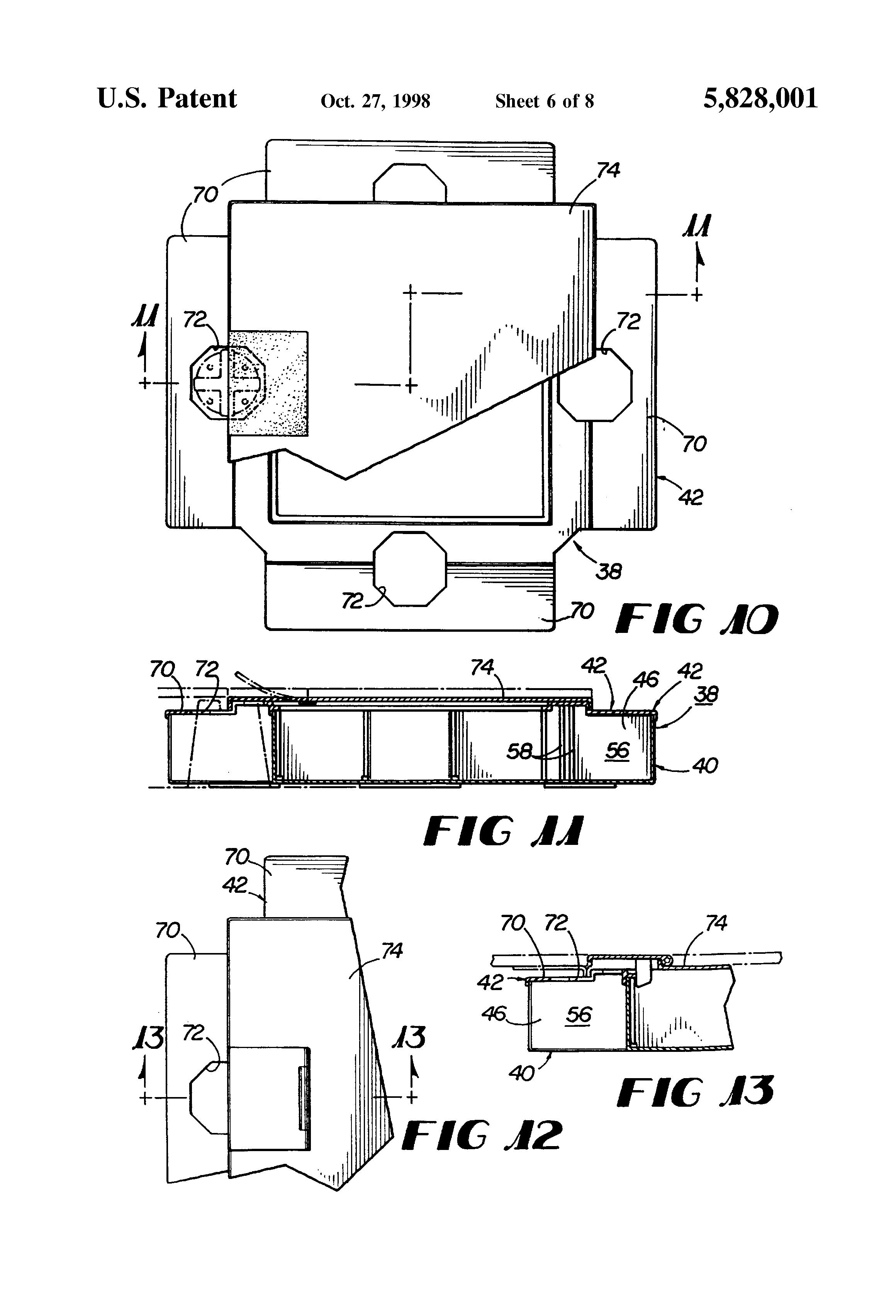 patent us5828001