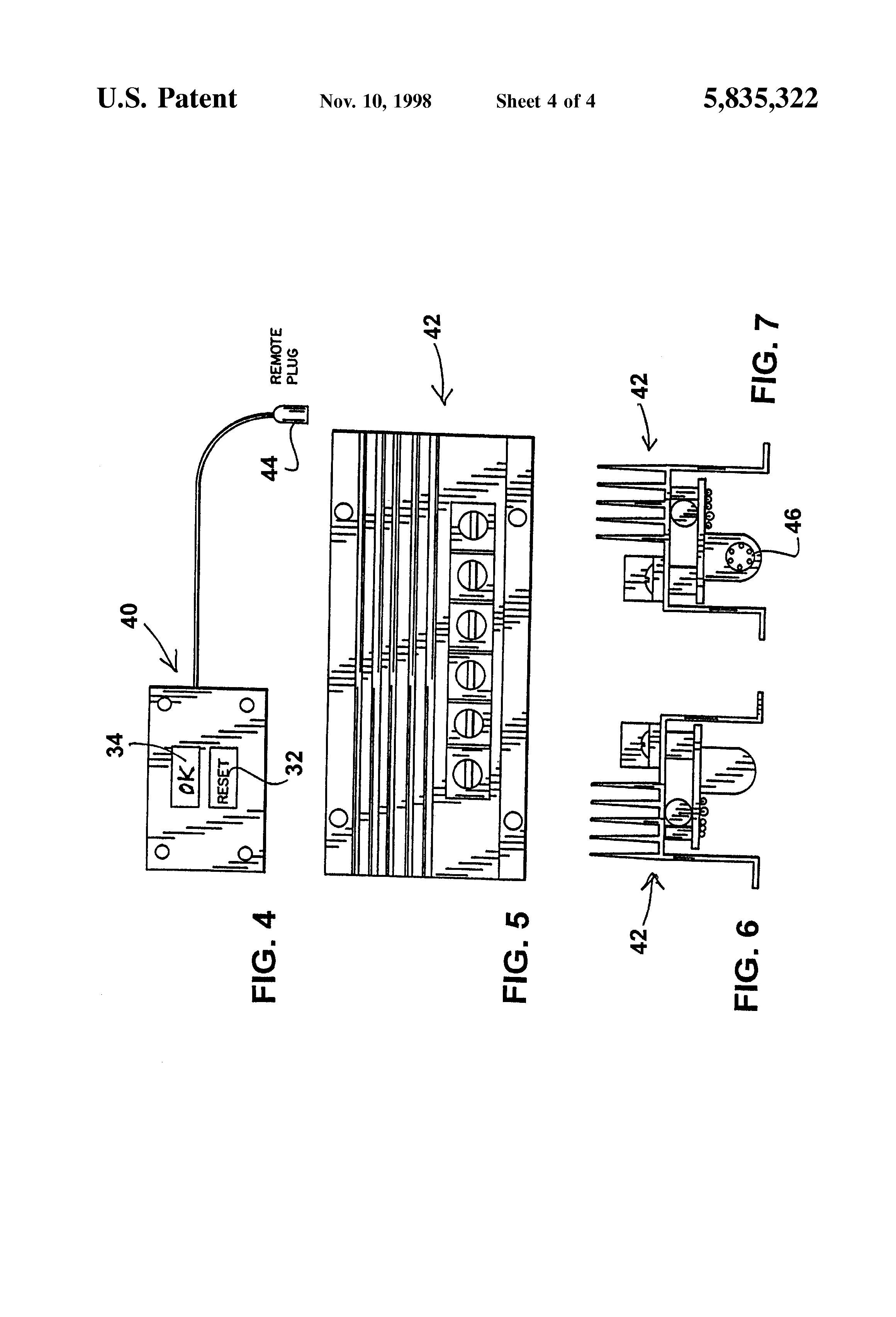 patent us5835322