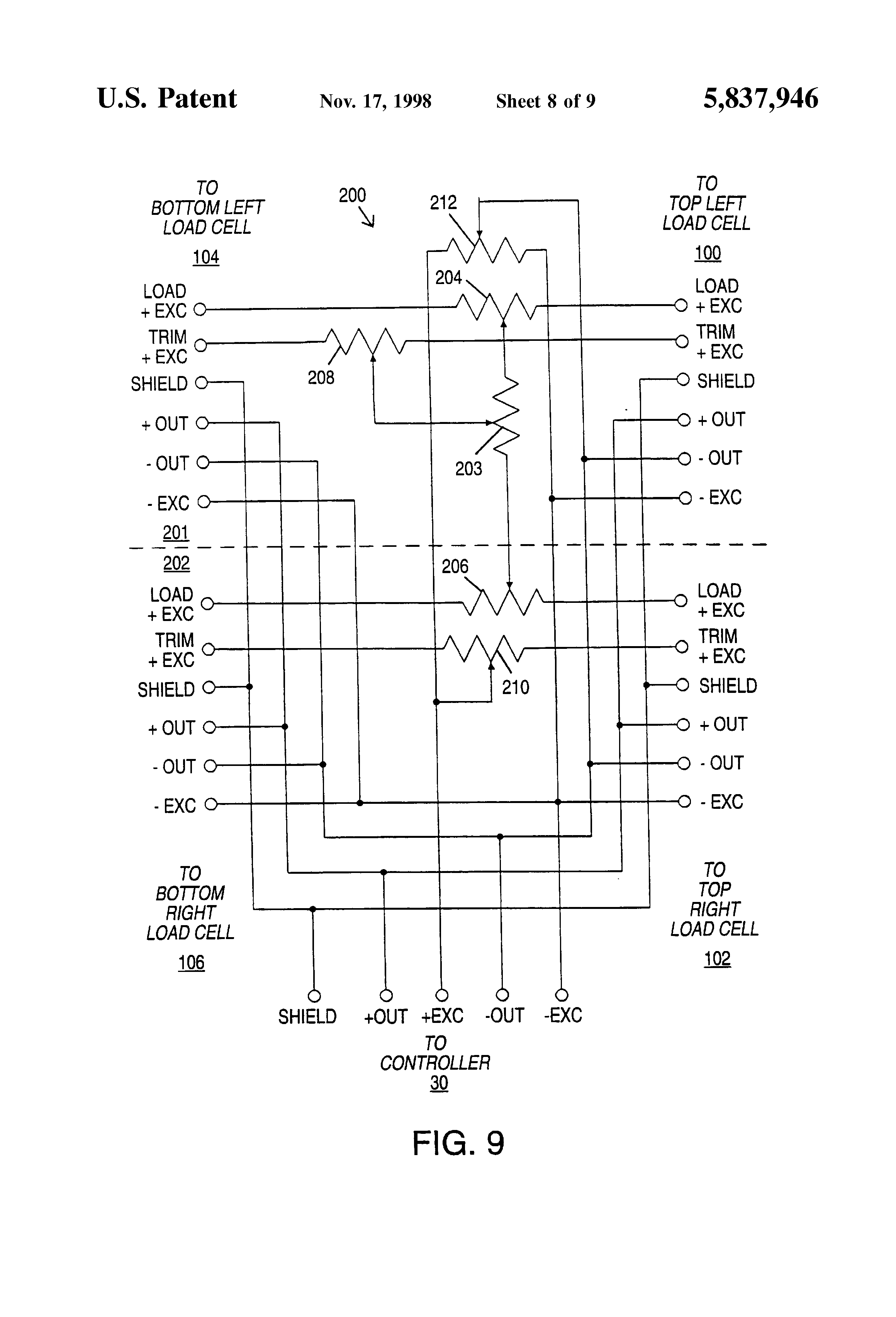Mettler Toledo Load Cell Junction Box Wiring Solutions A Diagram