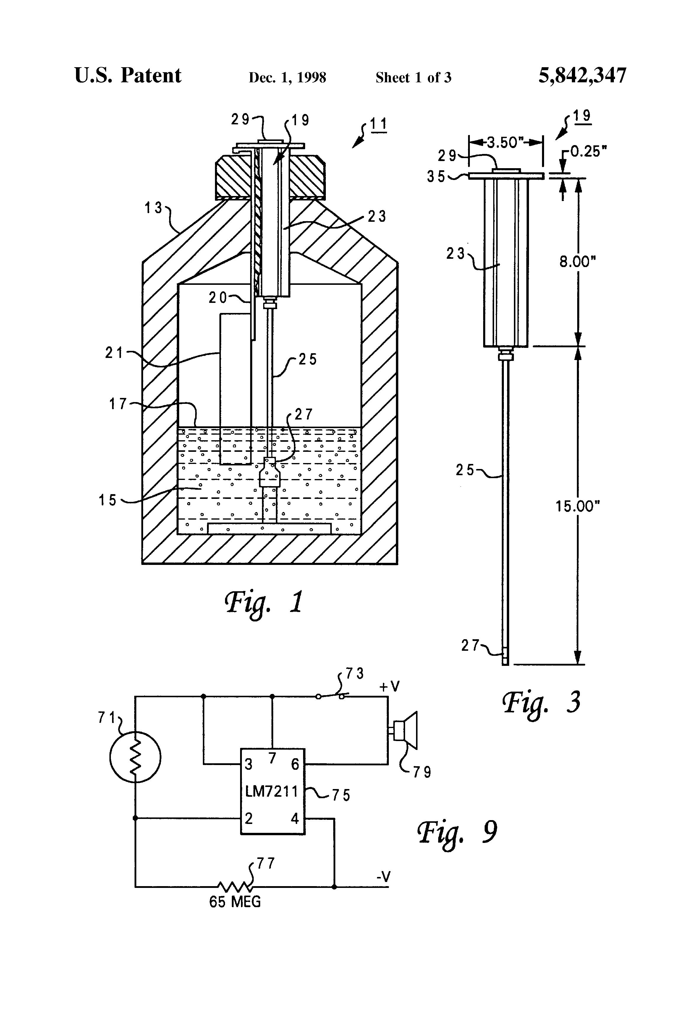 patent us5842347