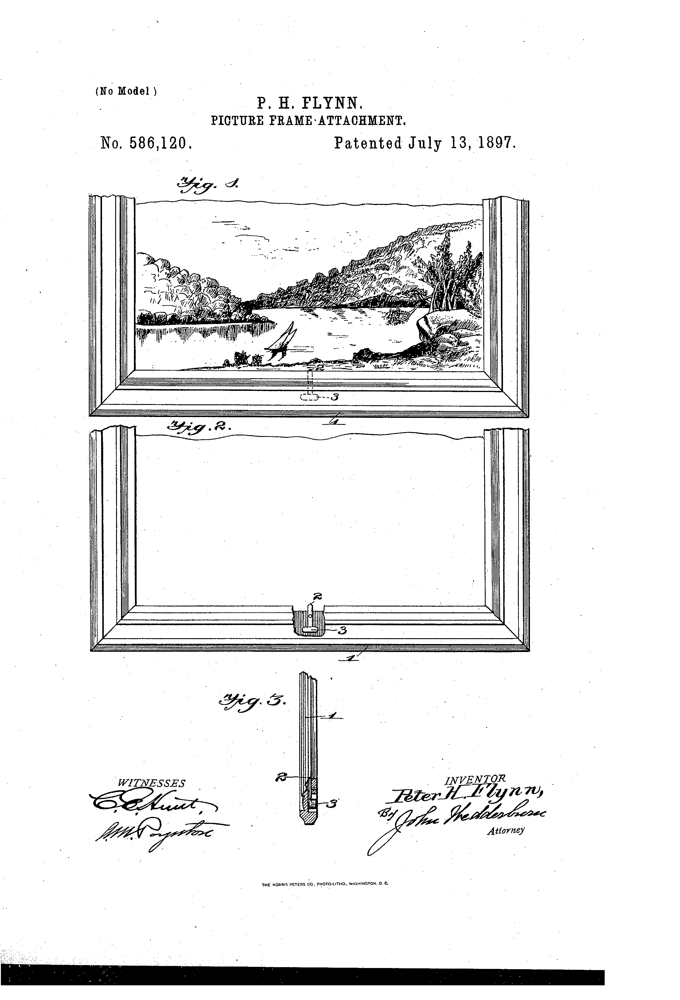 专利us586120 - peter