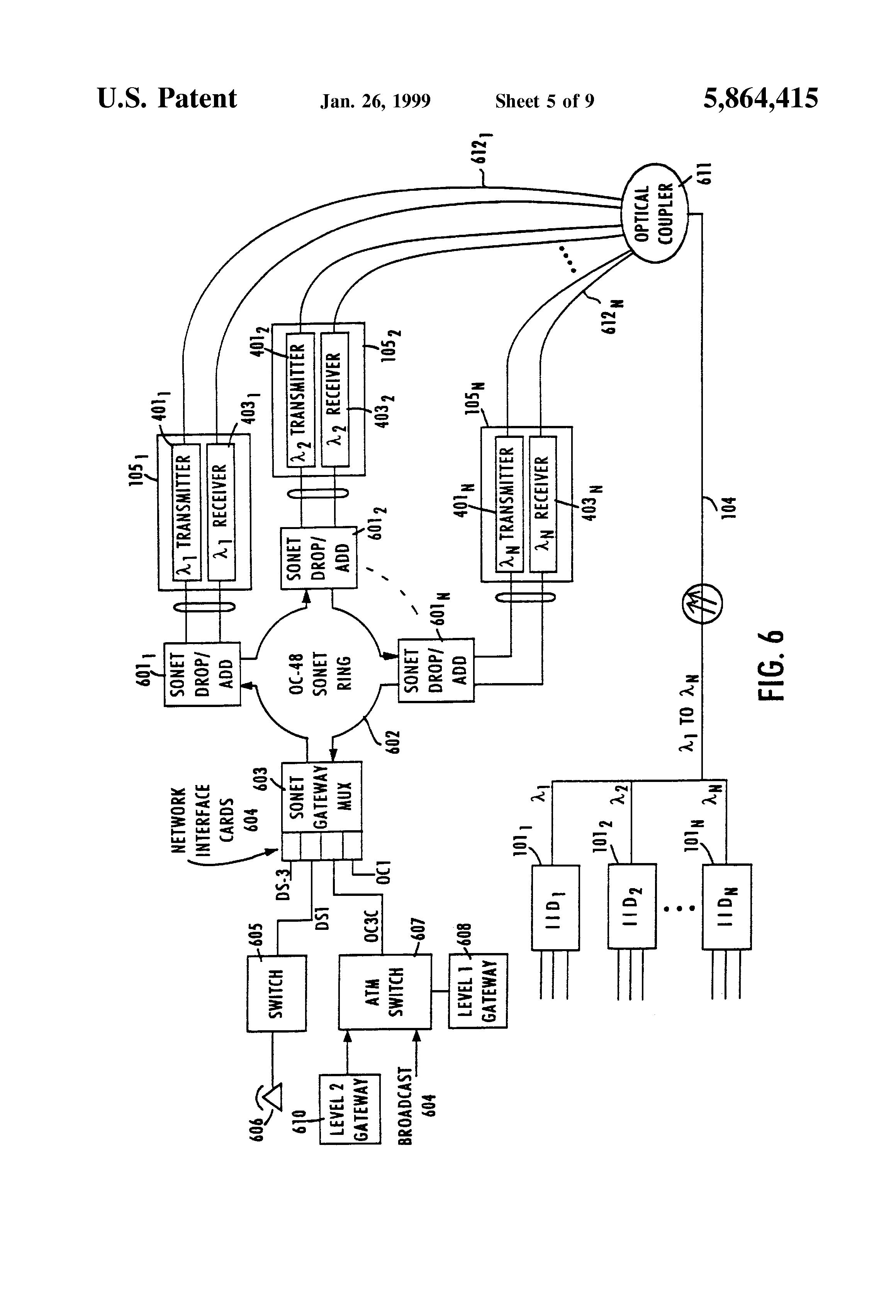 patent us5864415