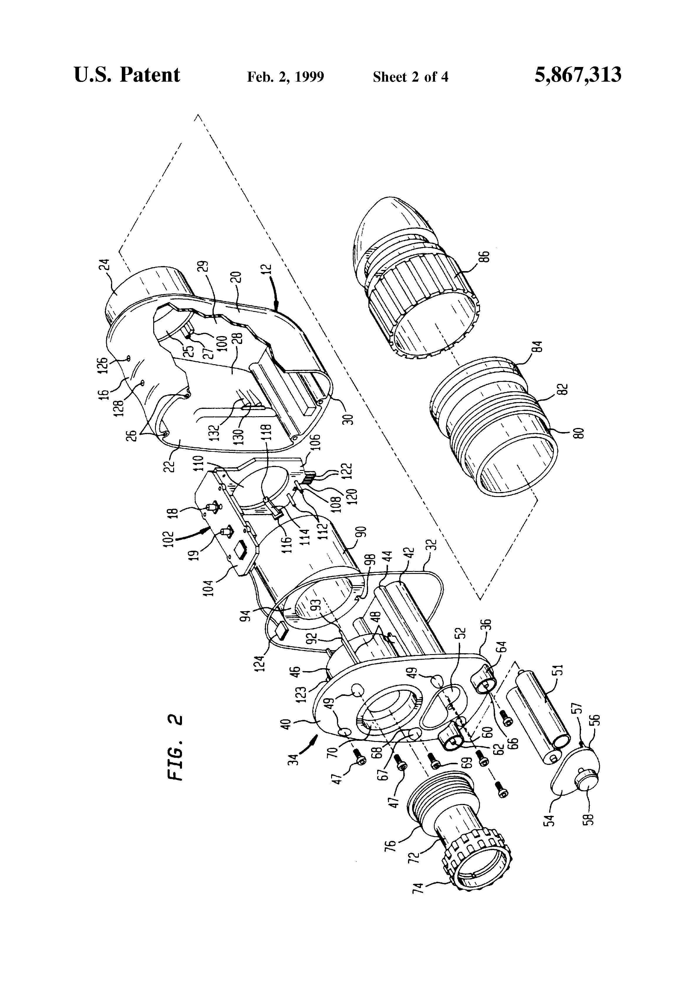 patent us5867313 multipurpose vision monocular patents