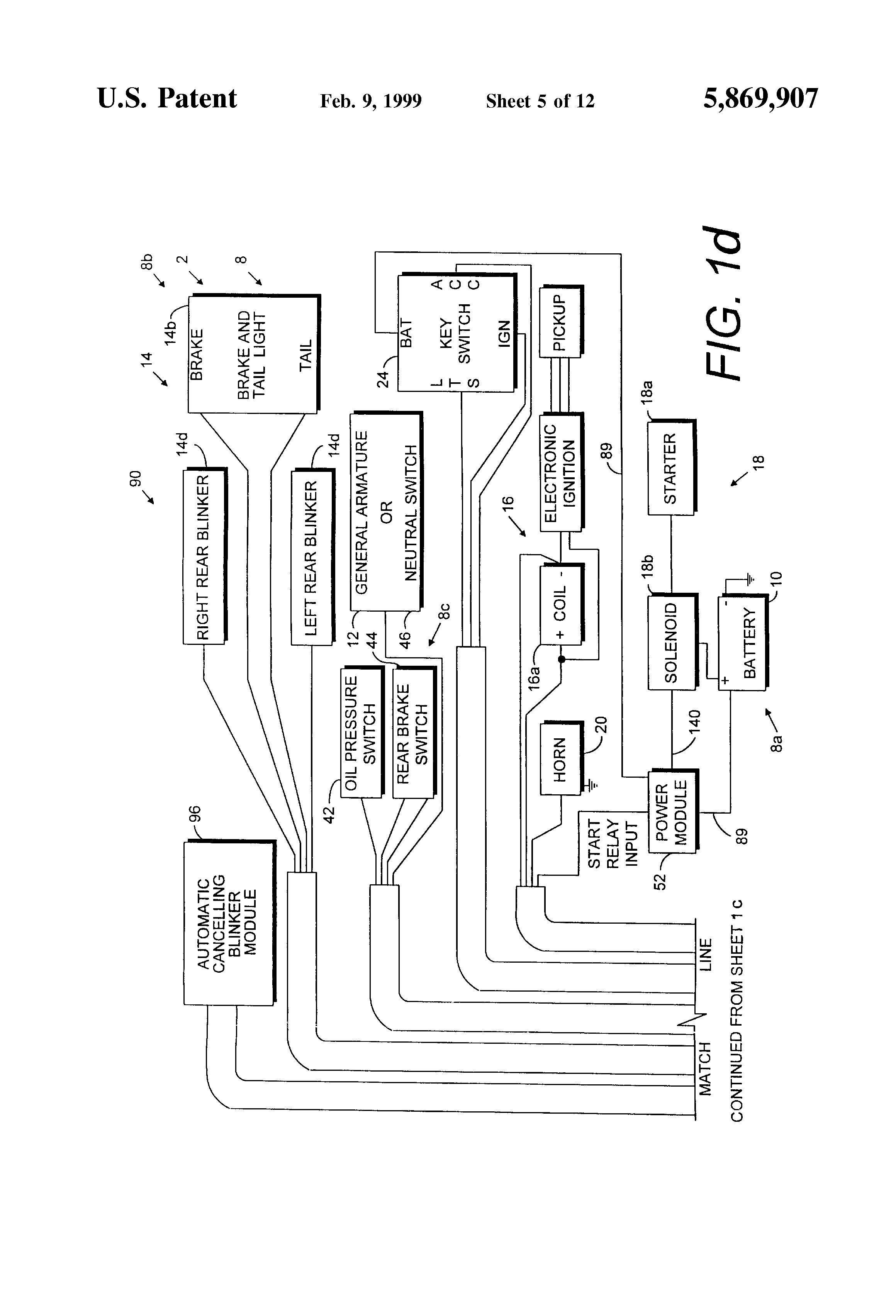 patent us5869907