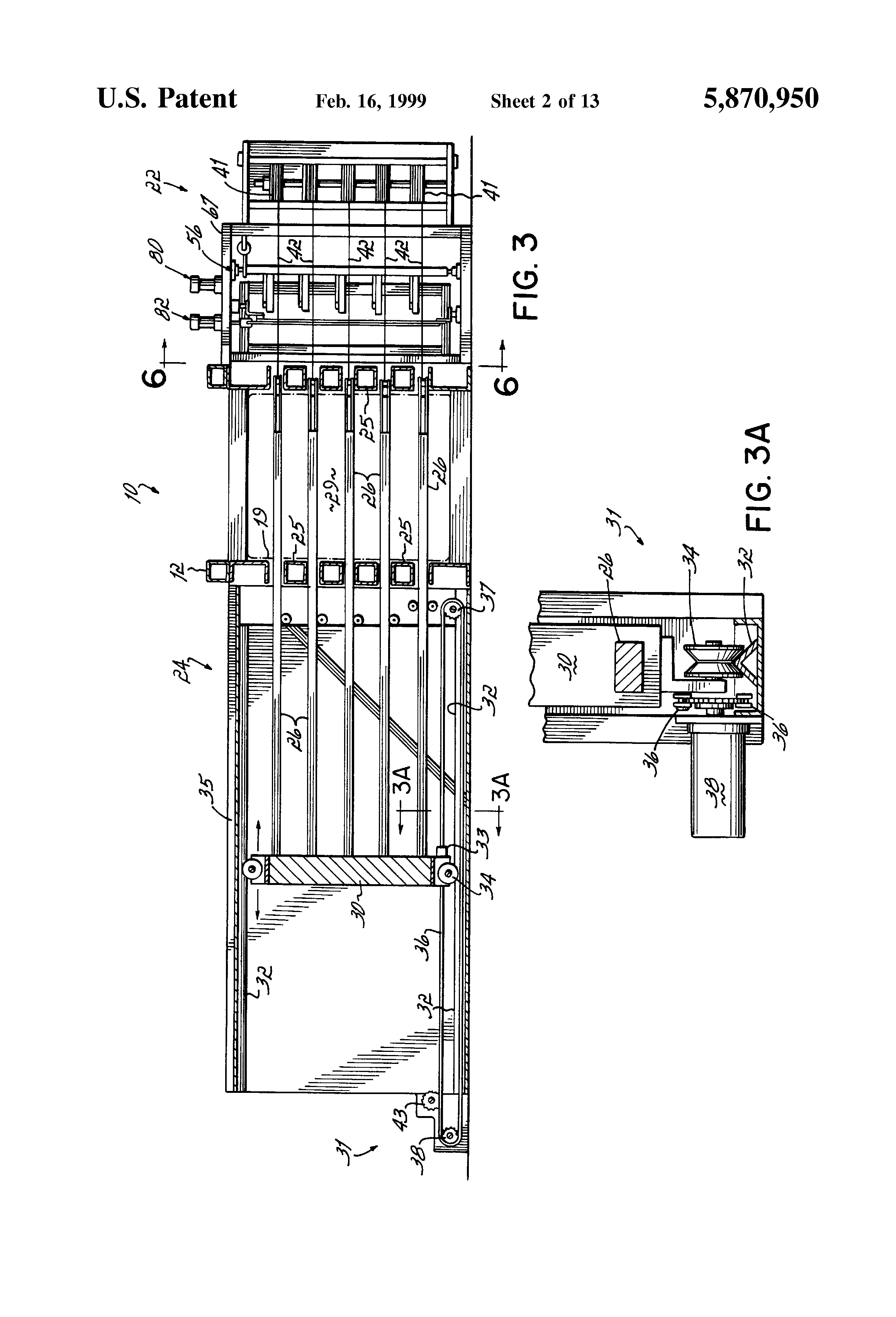 Baler Wire Tie System : Patent us automatic tie system for baler google