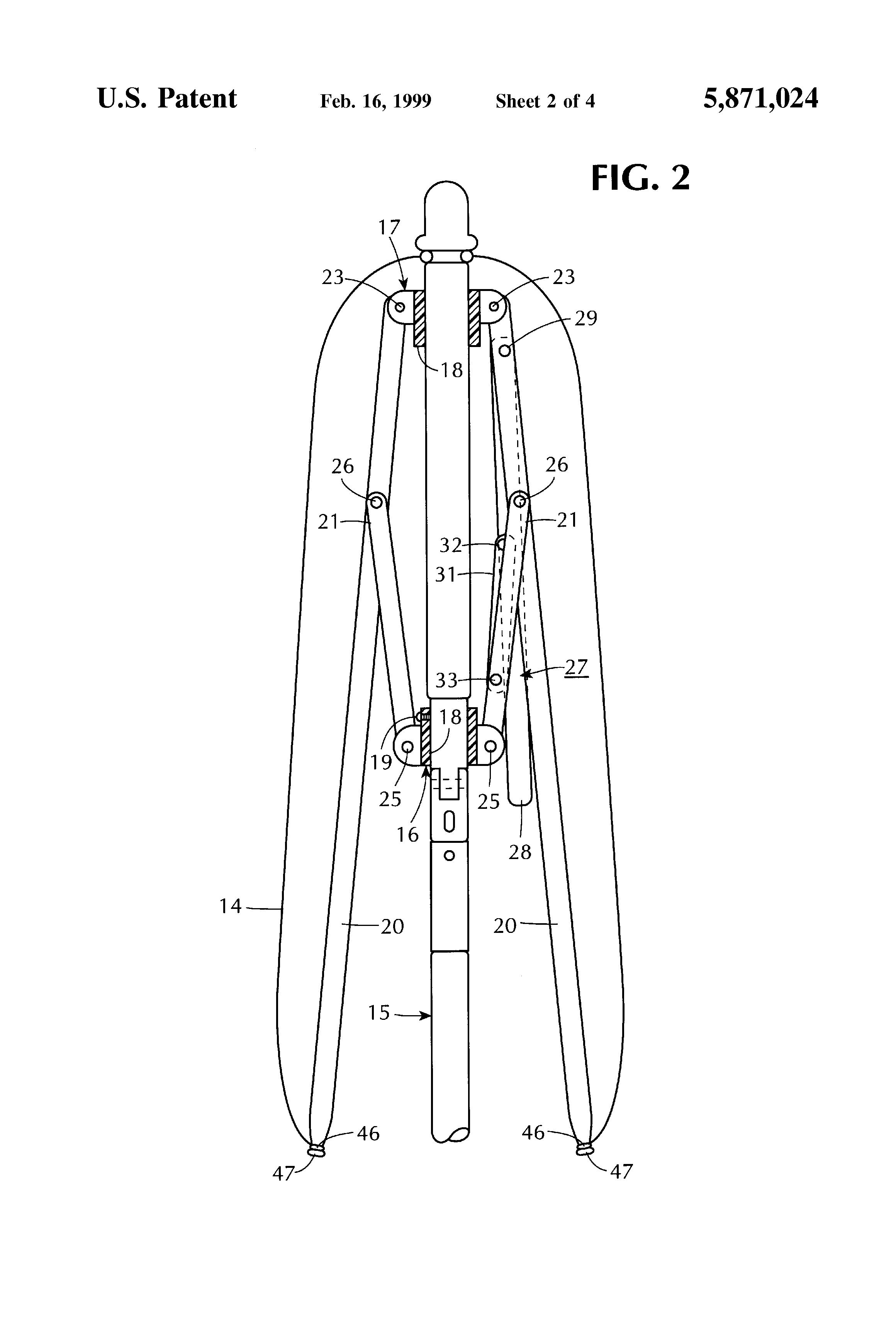 Inspirational Patent Drawing