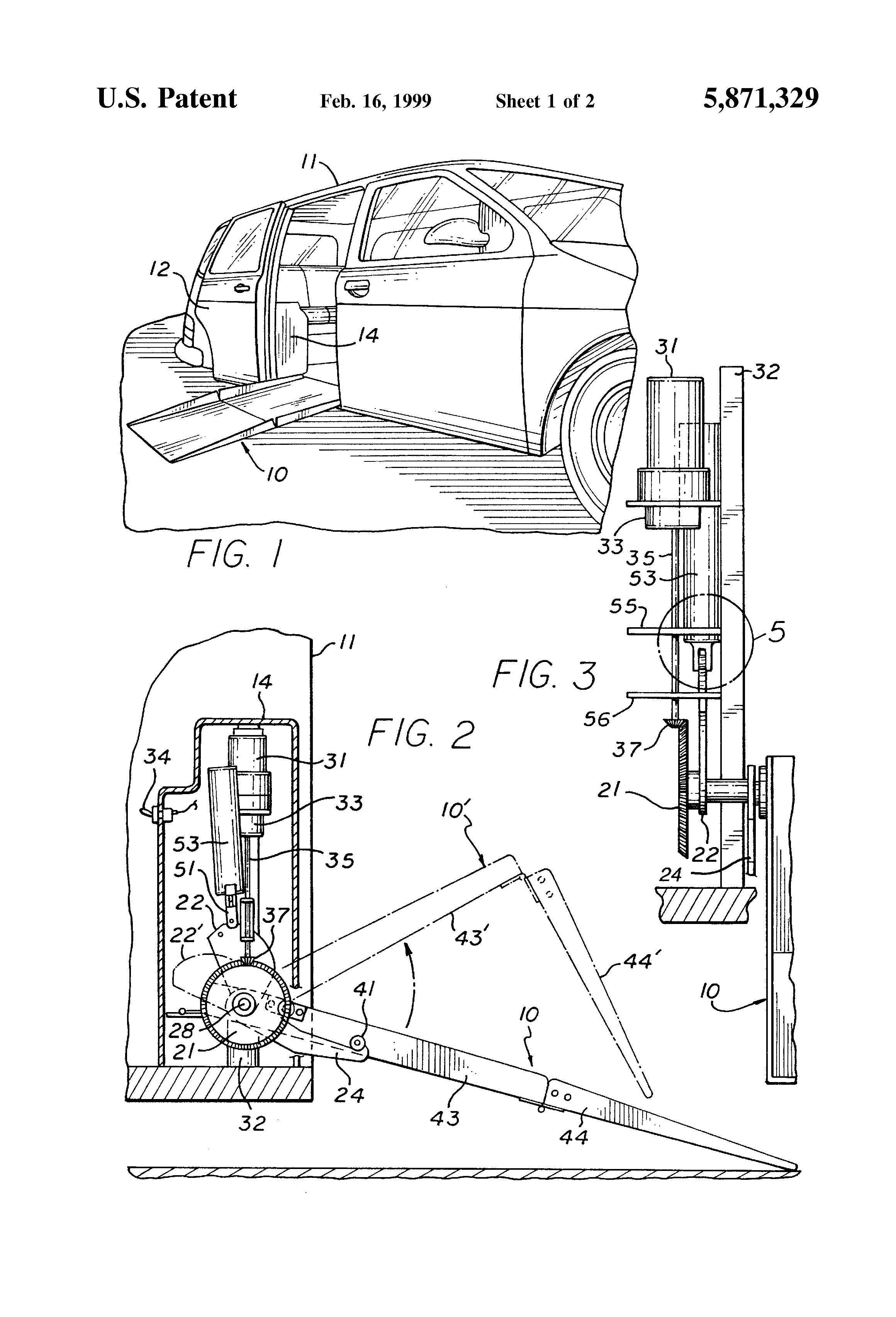 motor for braun ramp html