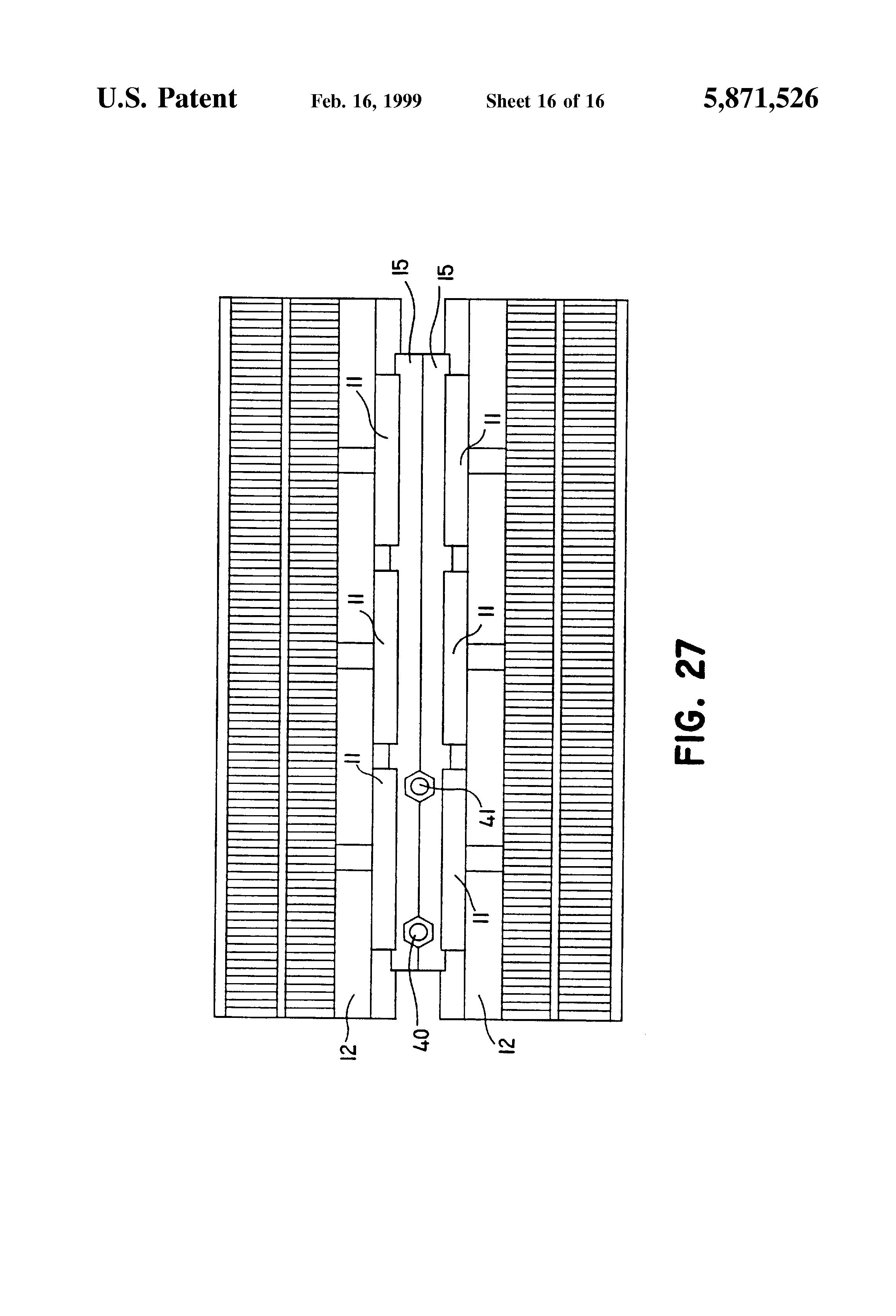 US5871526 Portable temperature control system   Patentsuche #2C2C2C
