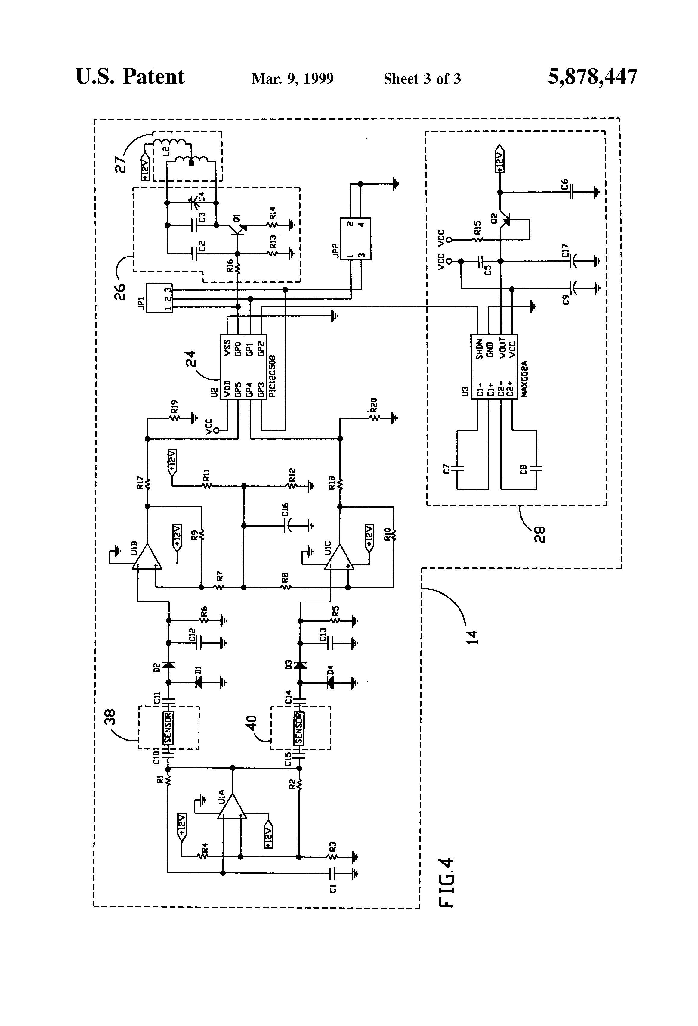 Patent Us5878447 Automatic Water Regulator Apparatus For Filling A Swimming Pool Or