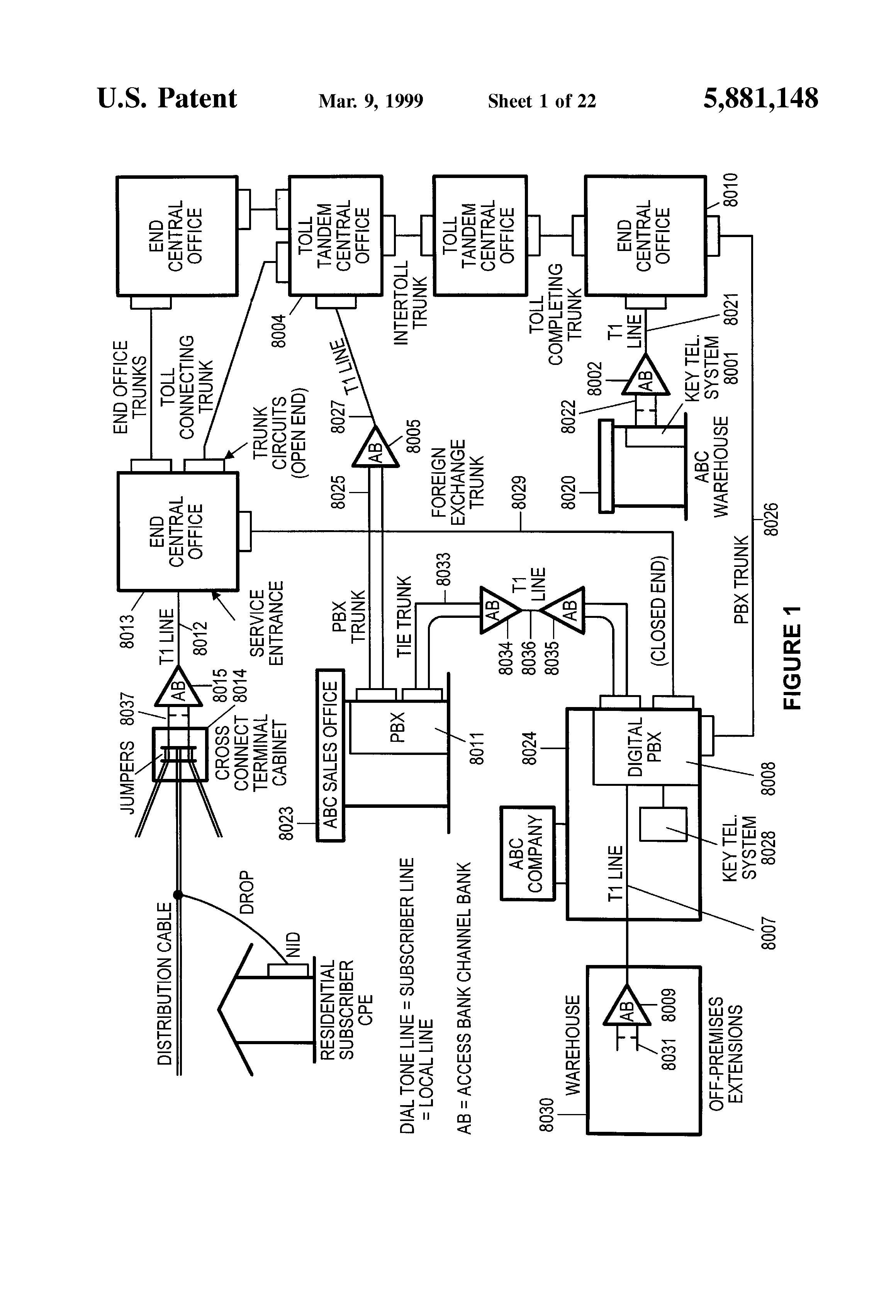 patent us5881148